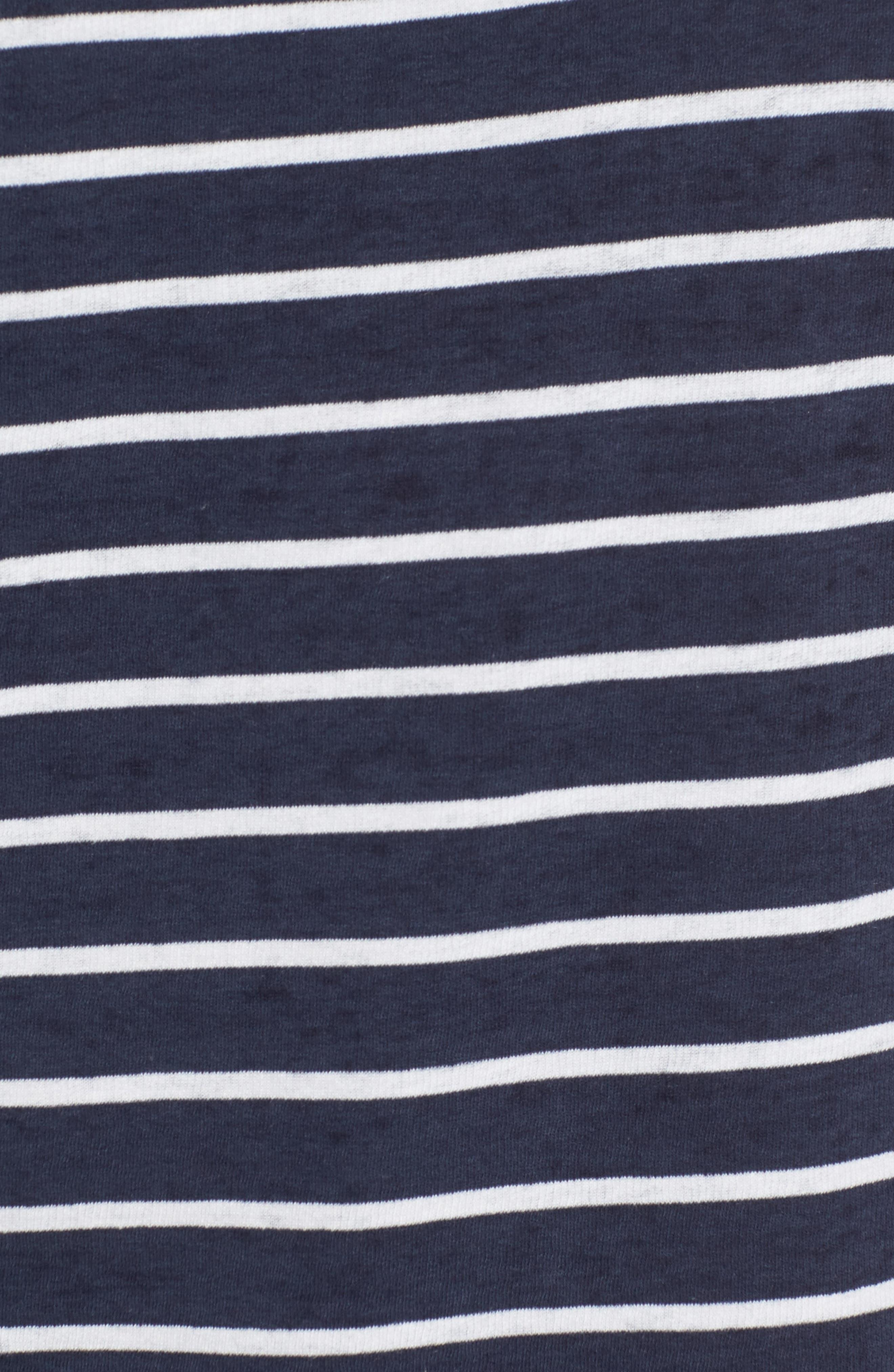 Bell Sleeve Sweatshirt,                             Alternate thumbnail 23, color,