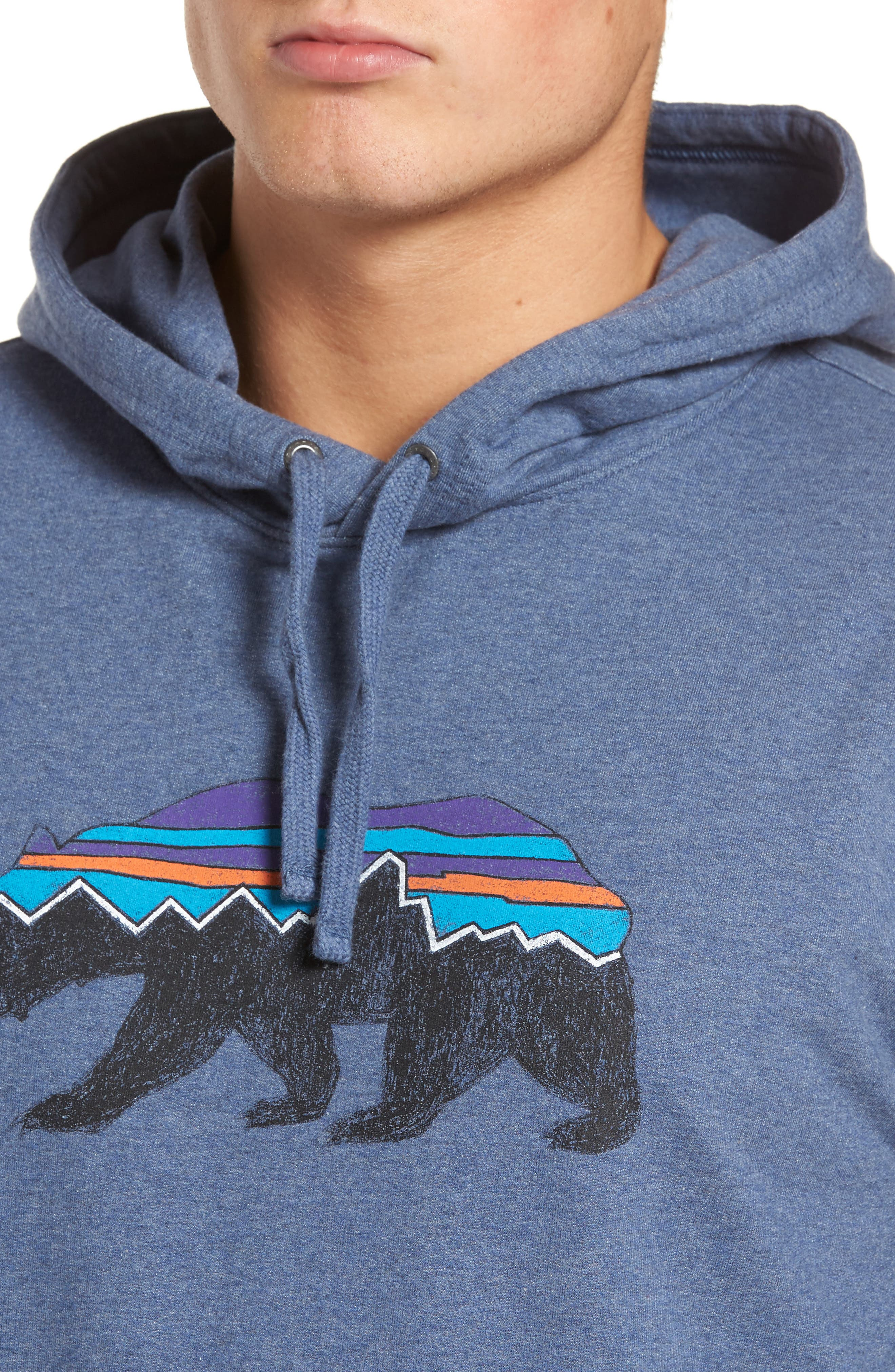 Fitz Roy Bear Graphic Hoodie,                             Alternate thumbnail 16, color,