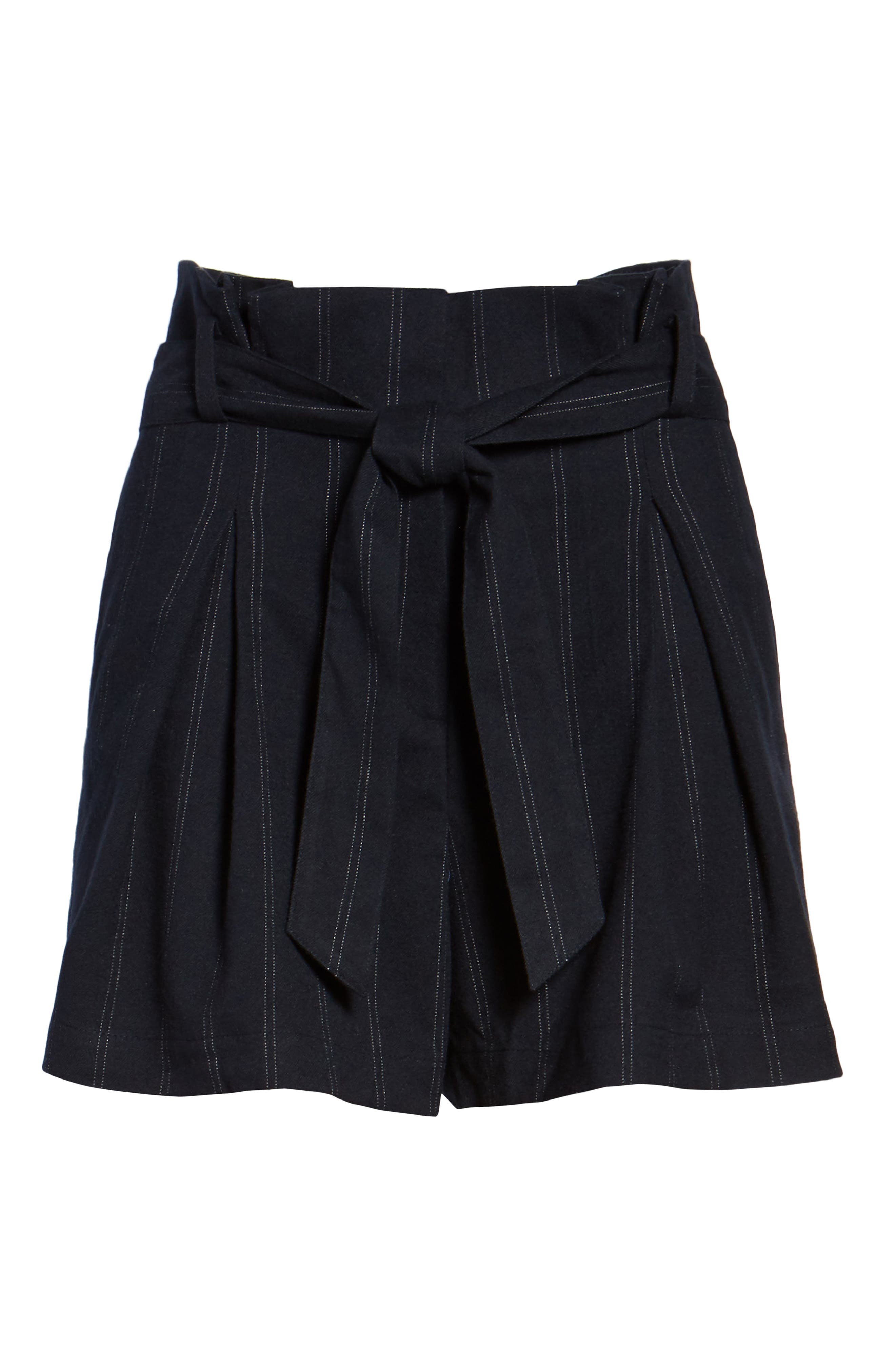 Paperbag Shorts,                             Alternate thumbnail 6, color,                             410