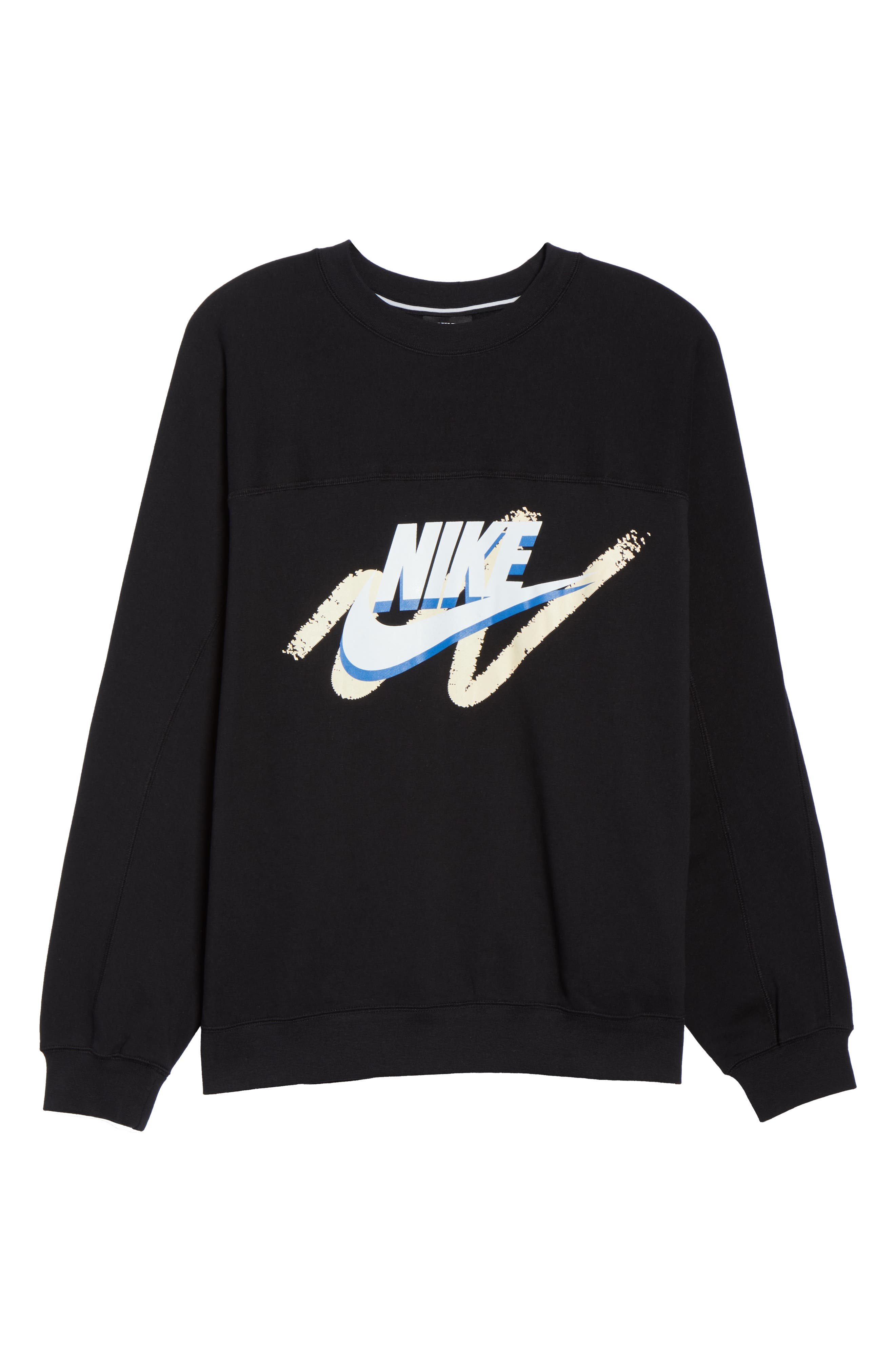 Sportswear Archive Sweatshirt,                             Alternate thumbnail 7, color,                             010