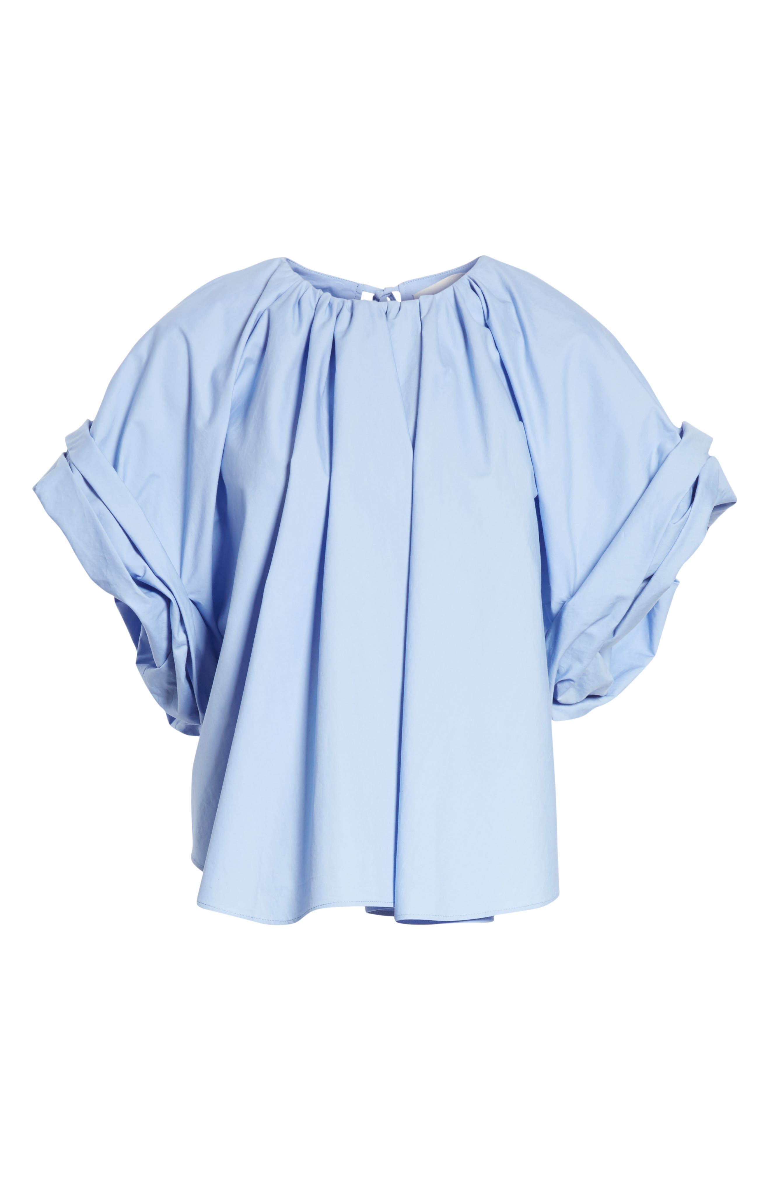 Wide Sleeve Top,                             Alternate thumbnail 6, color,                             400