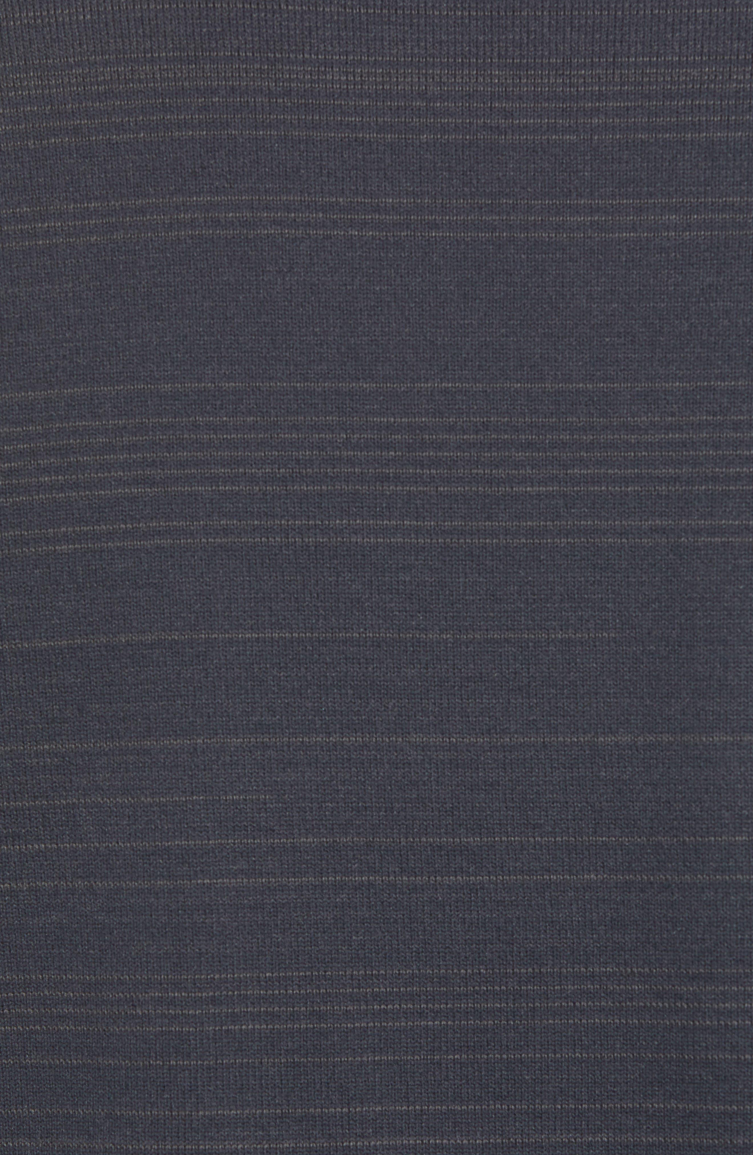 CUTTER & BUCK,                             Impact V-Neck Sweater,                             Alternate thumbnail 5, color,                             010