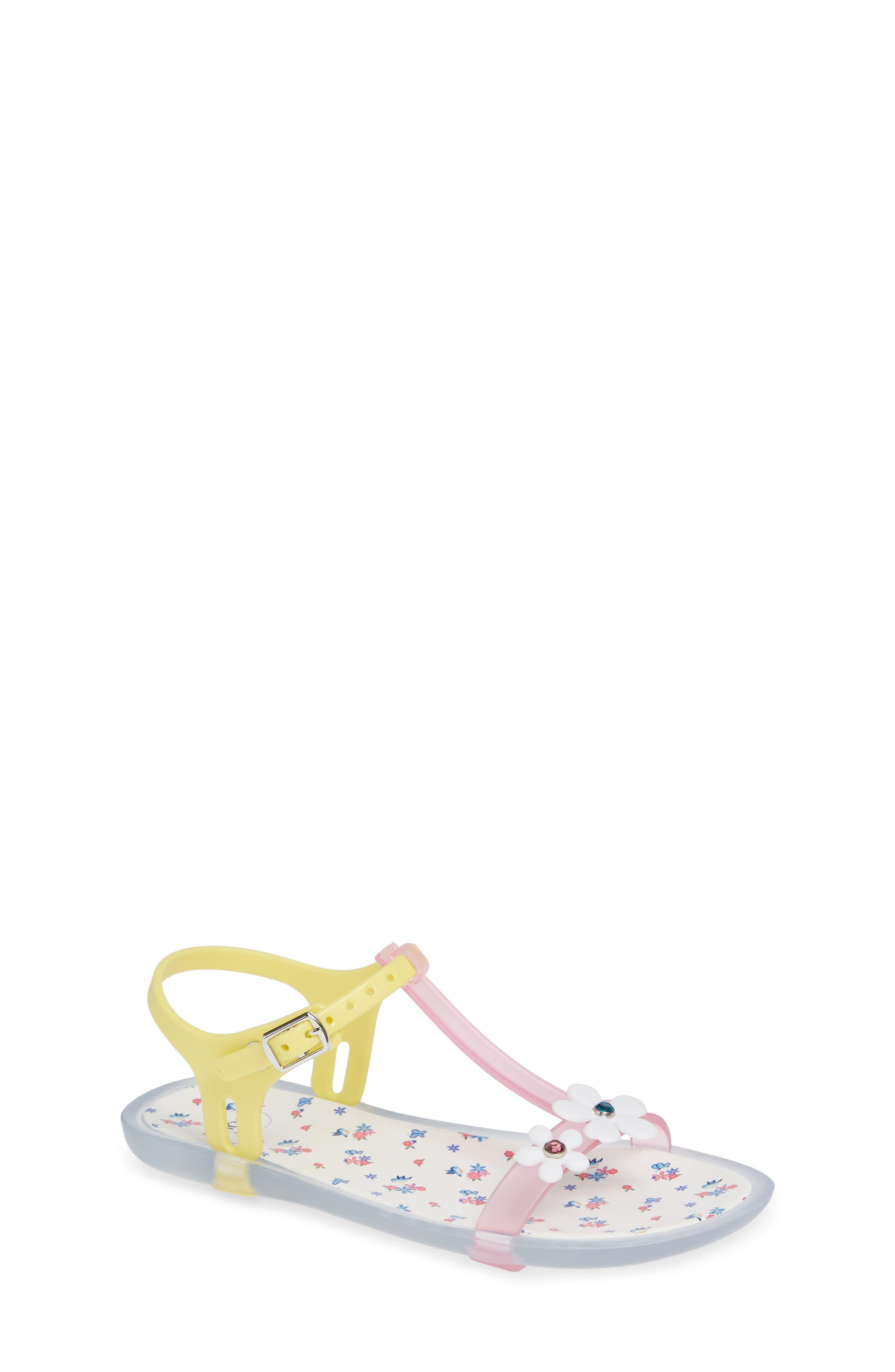 Tricia T-Strap Sandal,                             Main thumbnail 1, color,