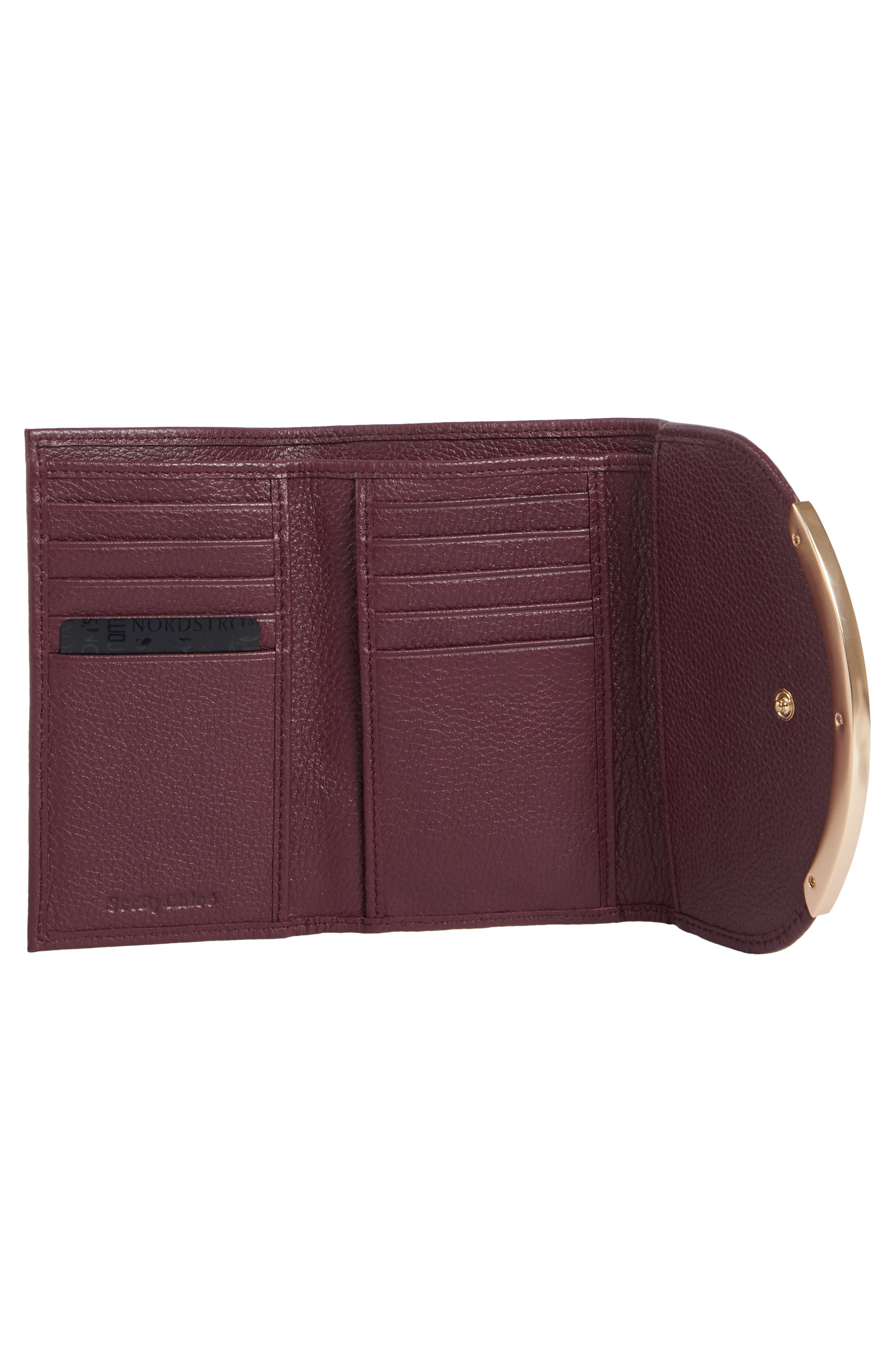 Lizzie Trifold Wallet,                             Alternate thumbnail 3, color,                             501