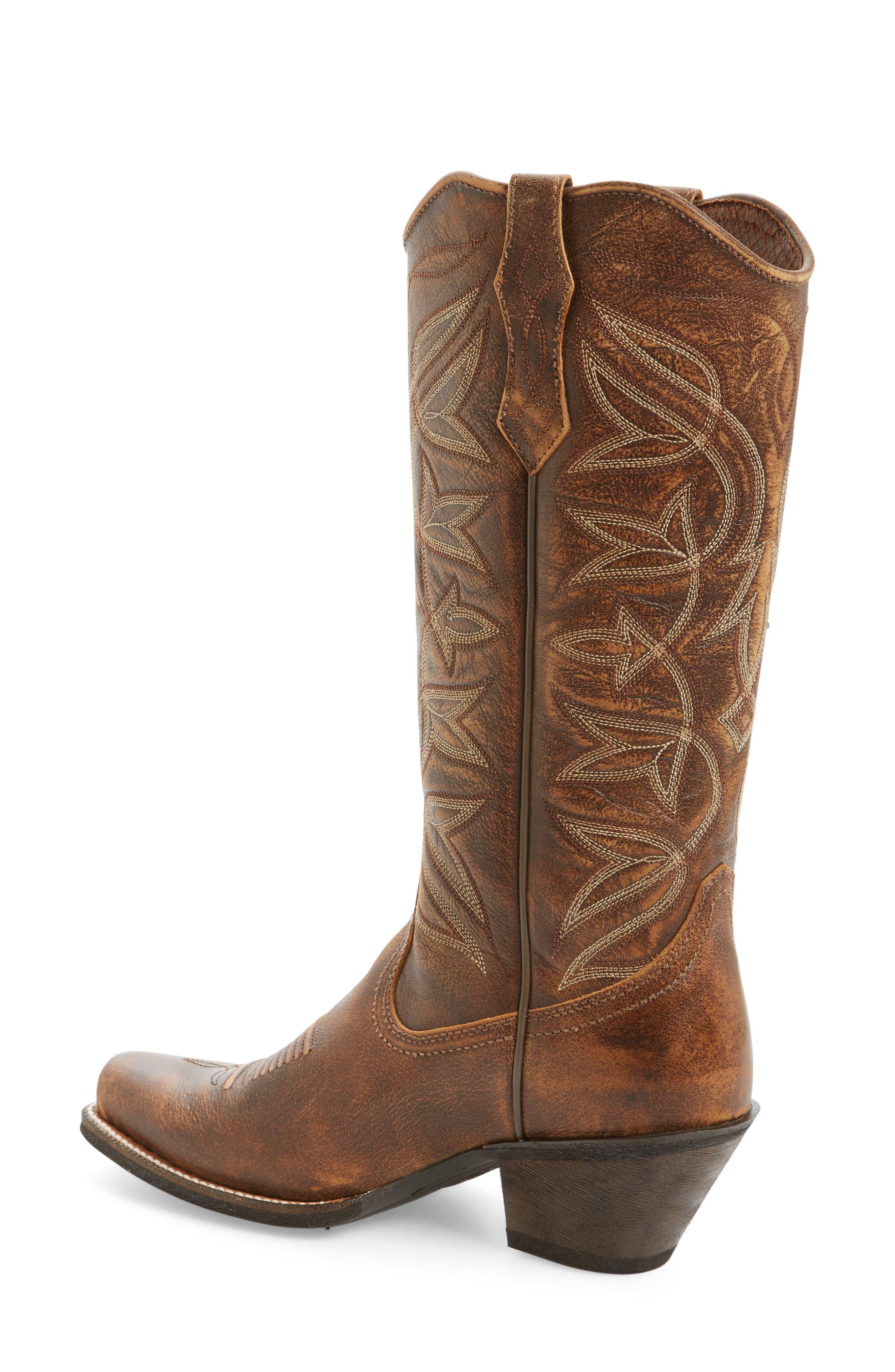 Sheridan Western Boot,                             Alternate thumbnail 2, color,                             200