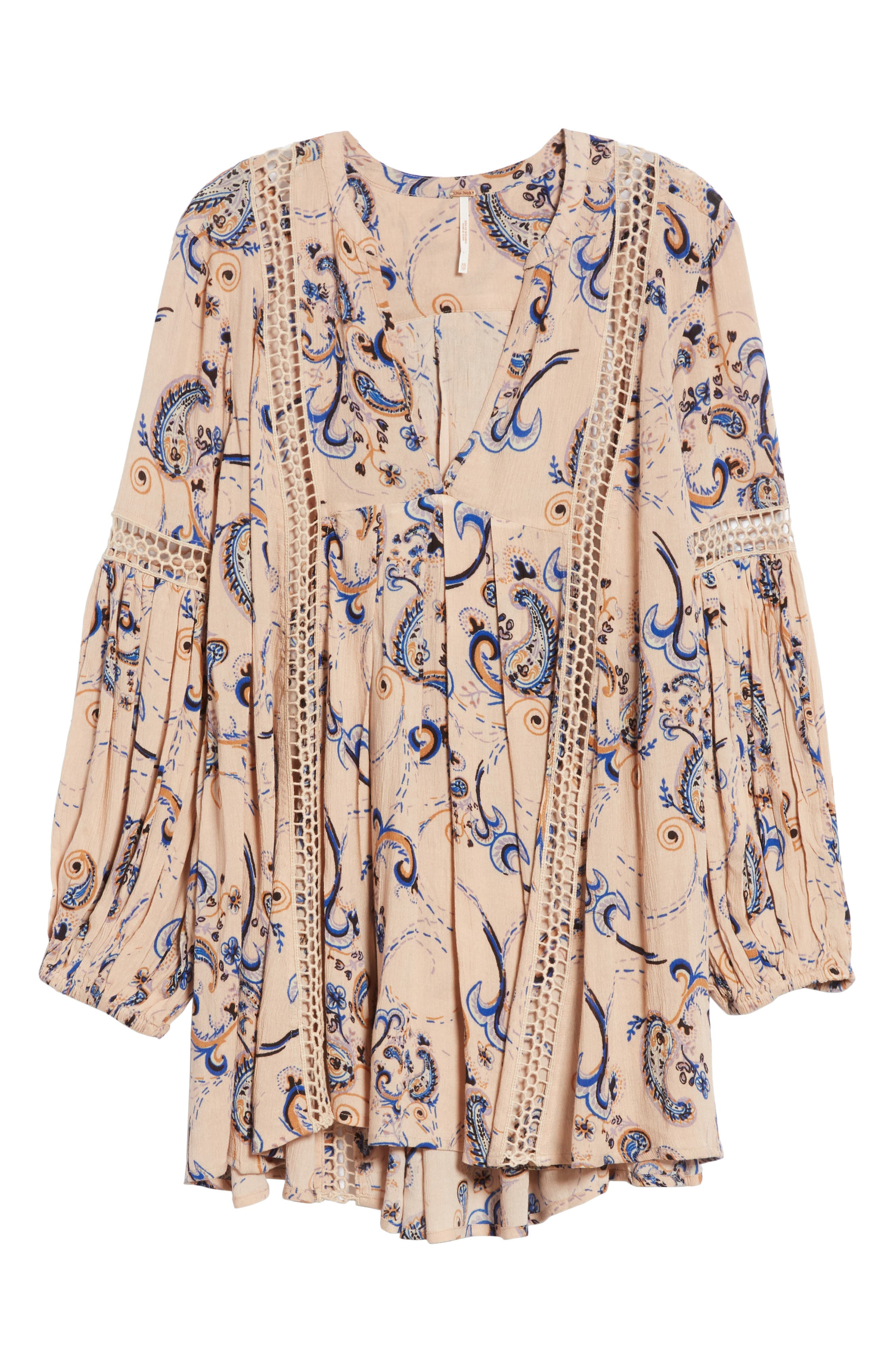 Just the Two of Us Floral Tunic,                             Alternate thumbnail 6, color,                             533