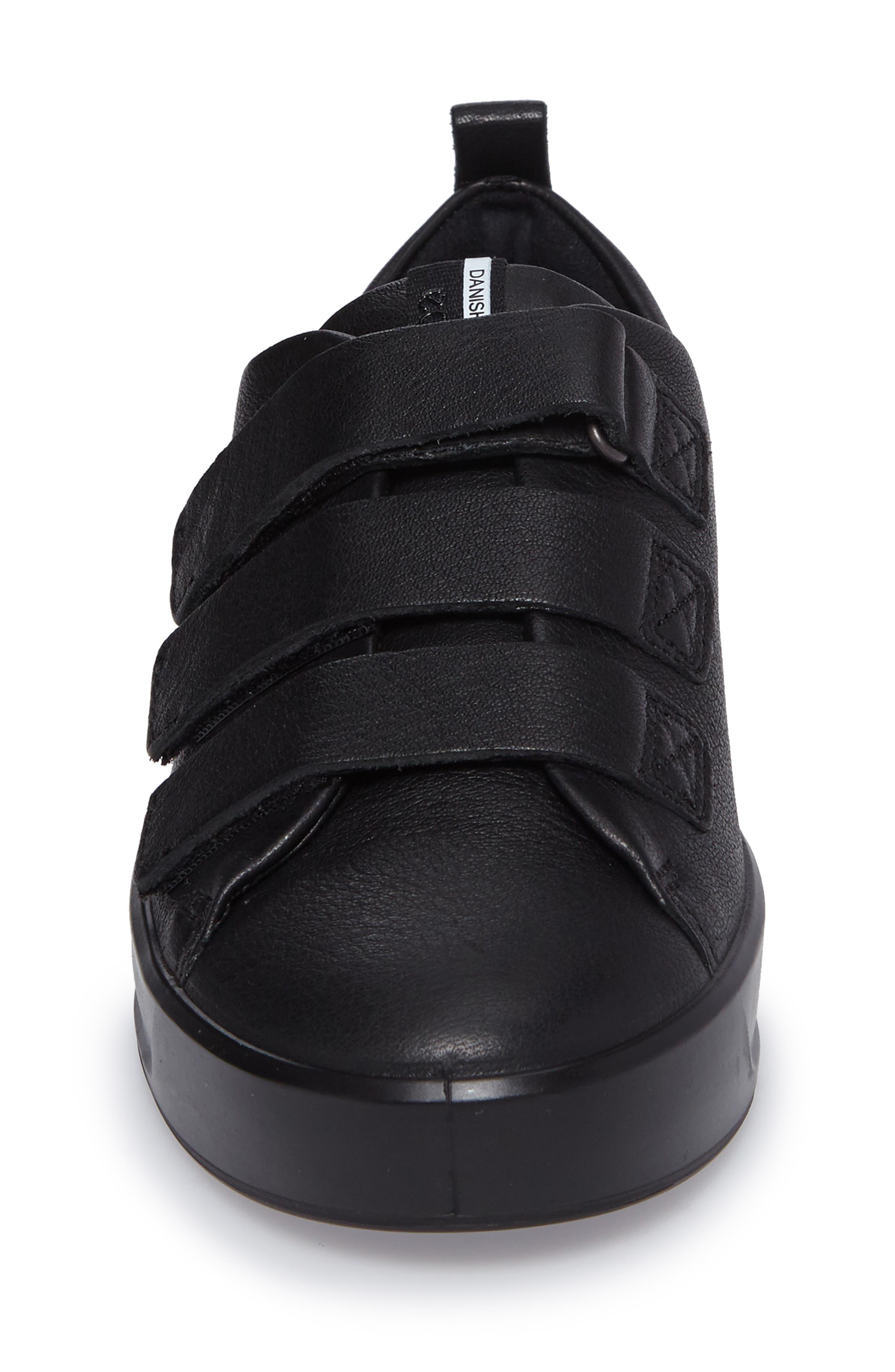 Soft 8 Sneaker,                             Alternate thumbnail 4, color,                             001