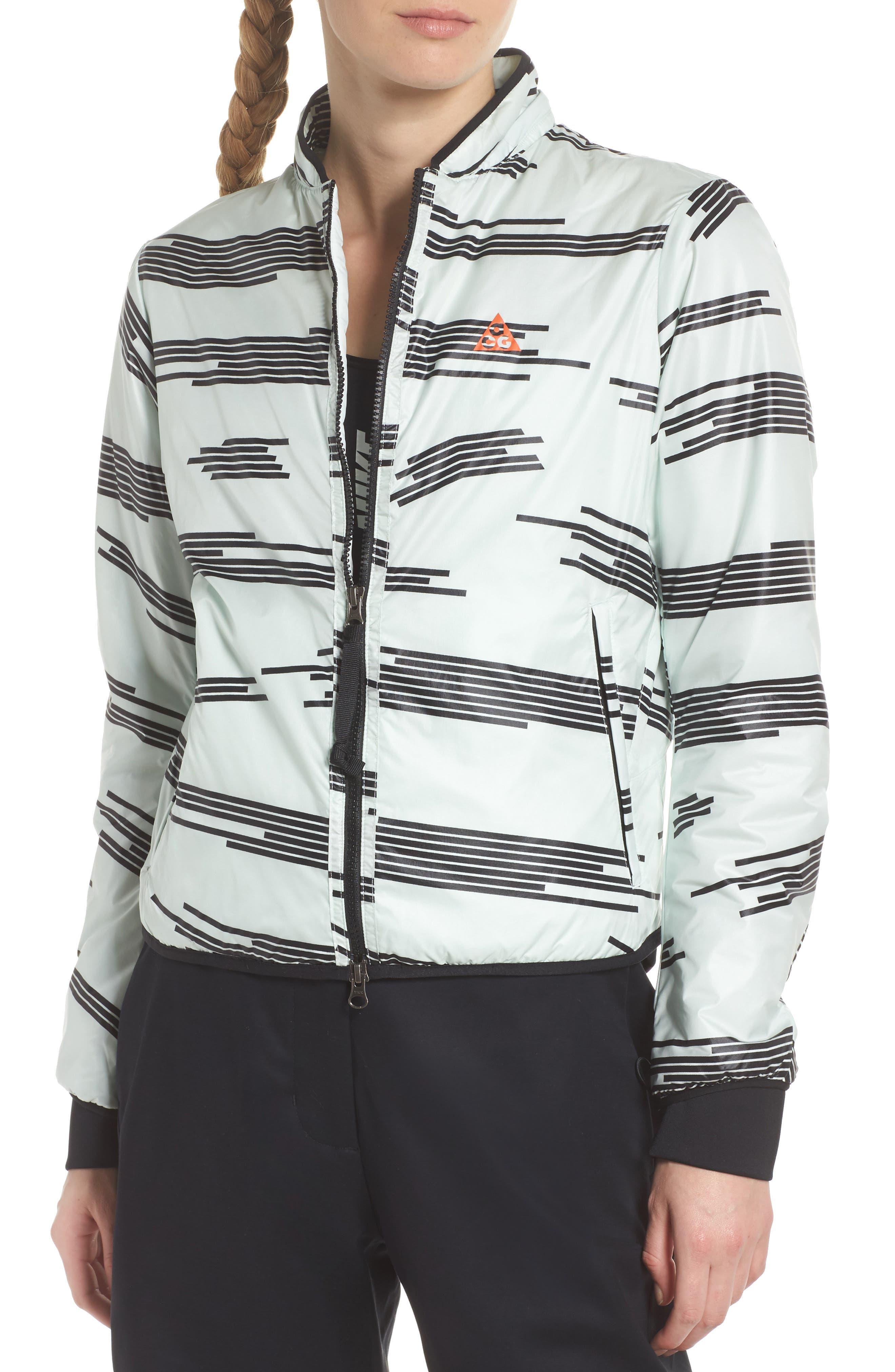 NikeLab ACG 3-in-1 System Women's Coat,                             Alternate thumbnail 6, color,                             010
