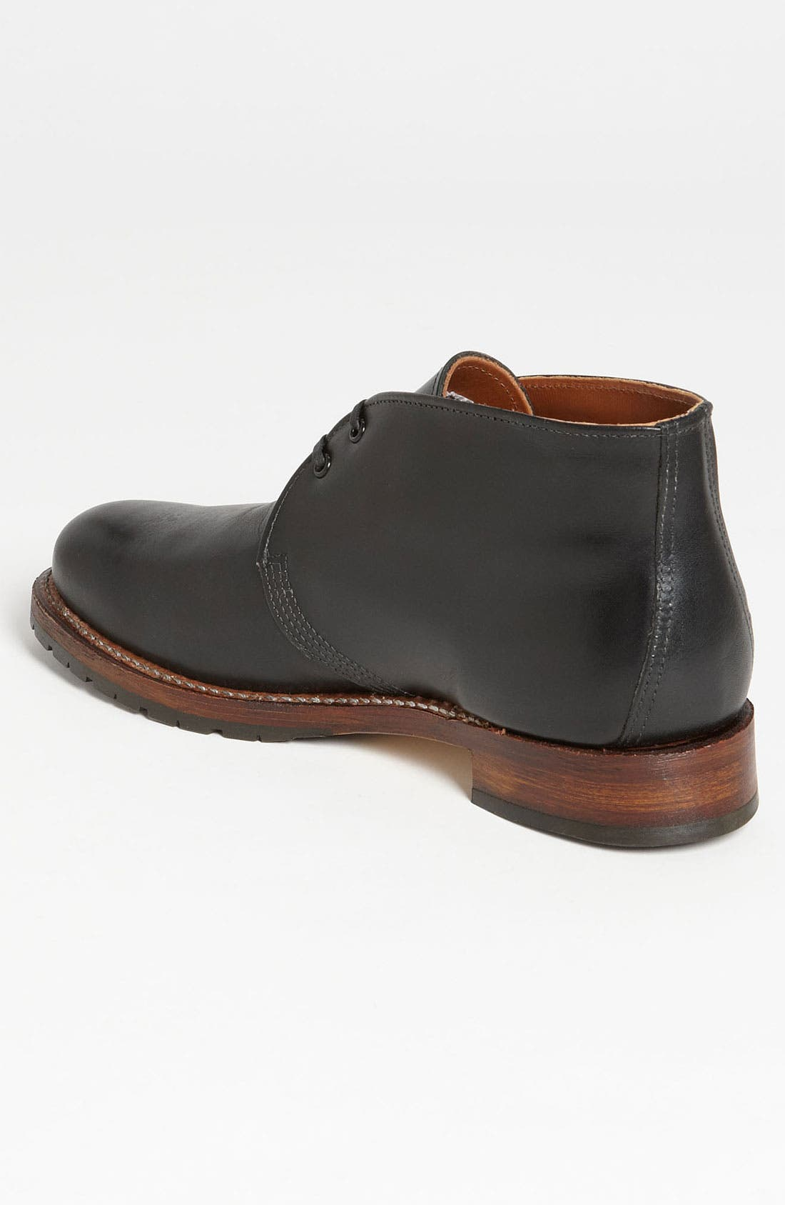 'Beckman' Chukka Boot,                             Alternate thumbnail 3, color,                             001