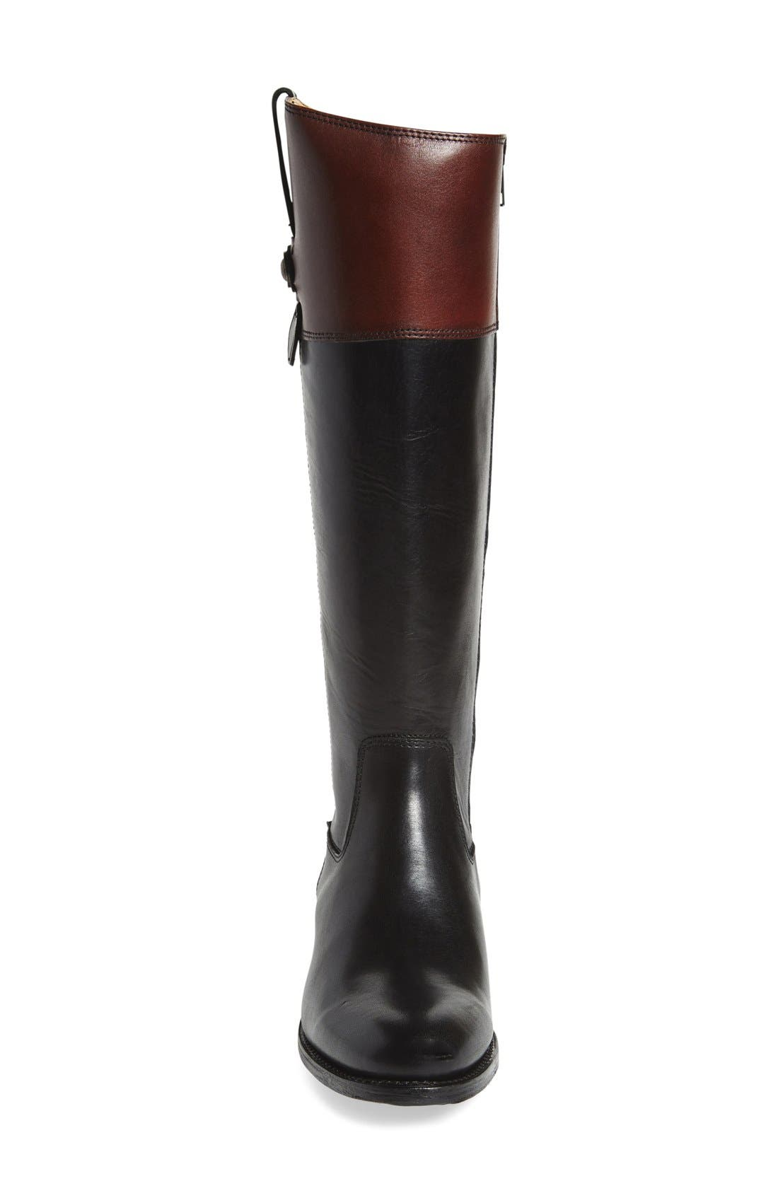 'JaydenButton' Tall Boot,                             Alternate thumbnail 18, color,