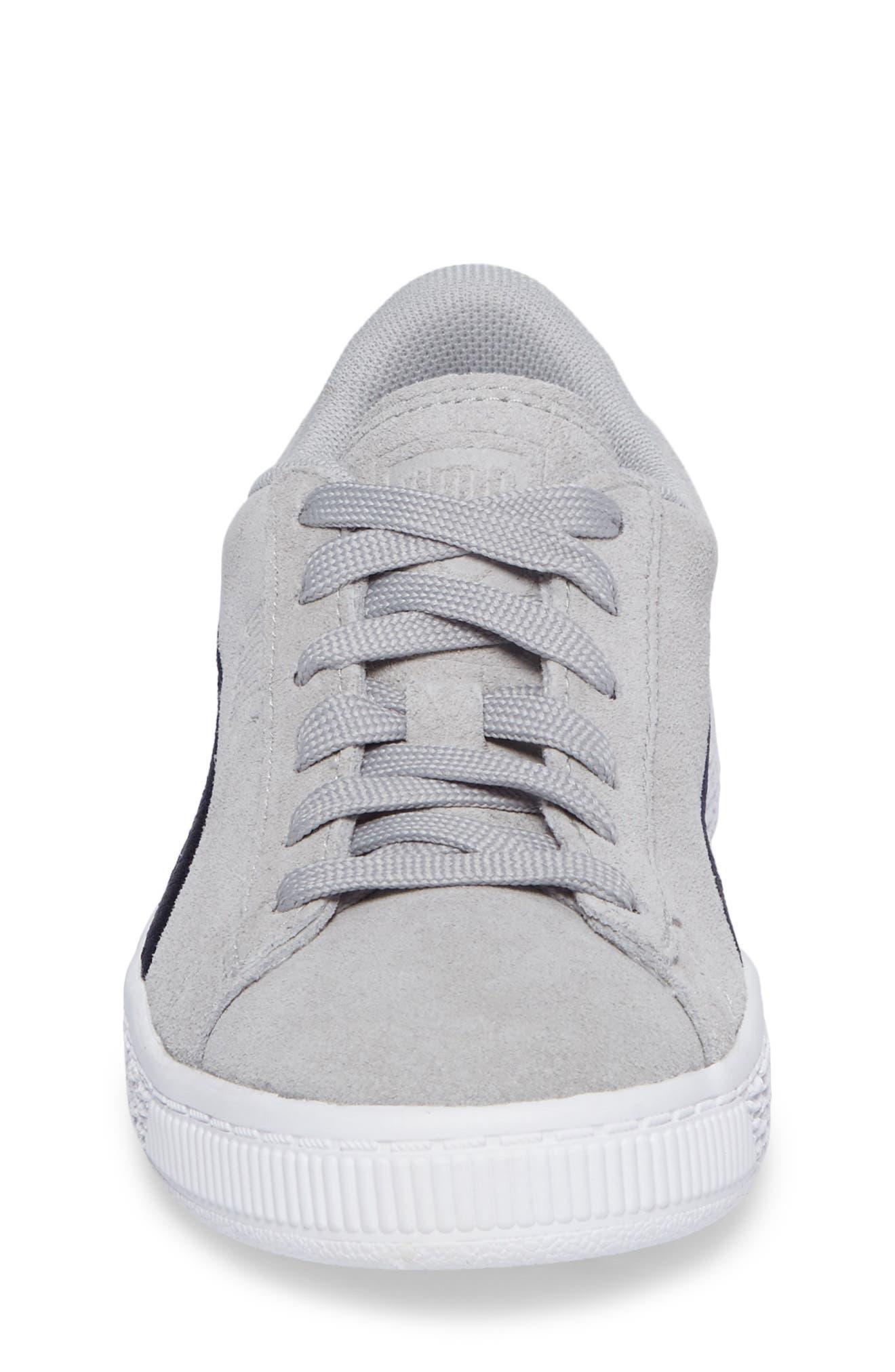 Classic Badge Sneaker,                             Alternate thumbnail 4, color,                             060