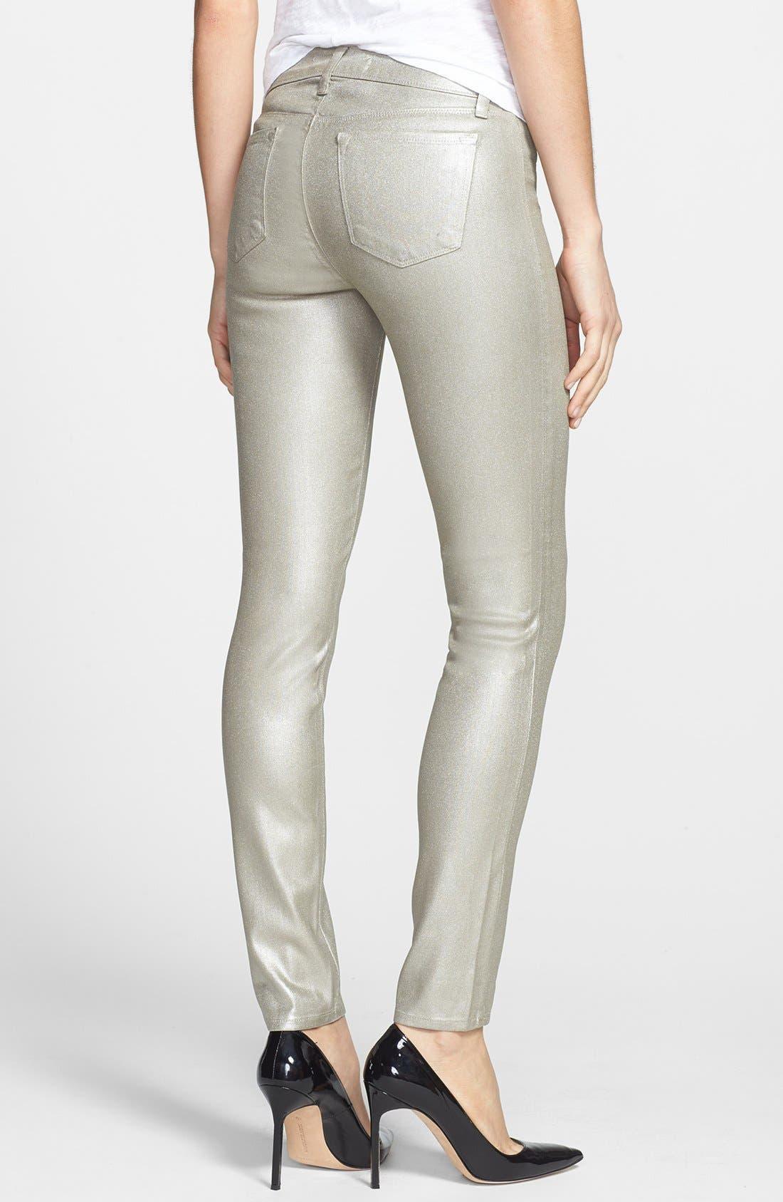 '485' Skinny Jeans,                             Alternate thumbnail 2, color,                             040