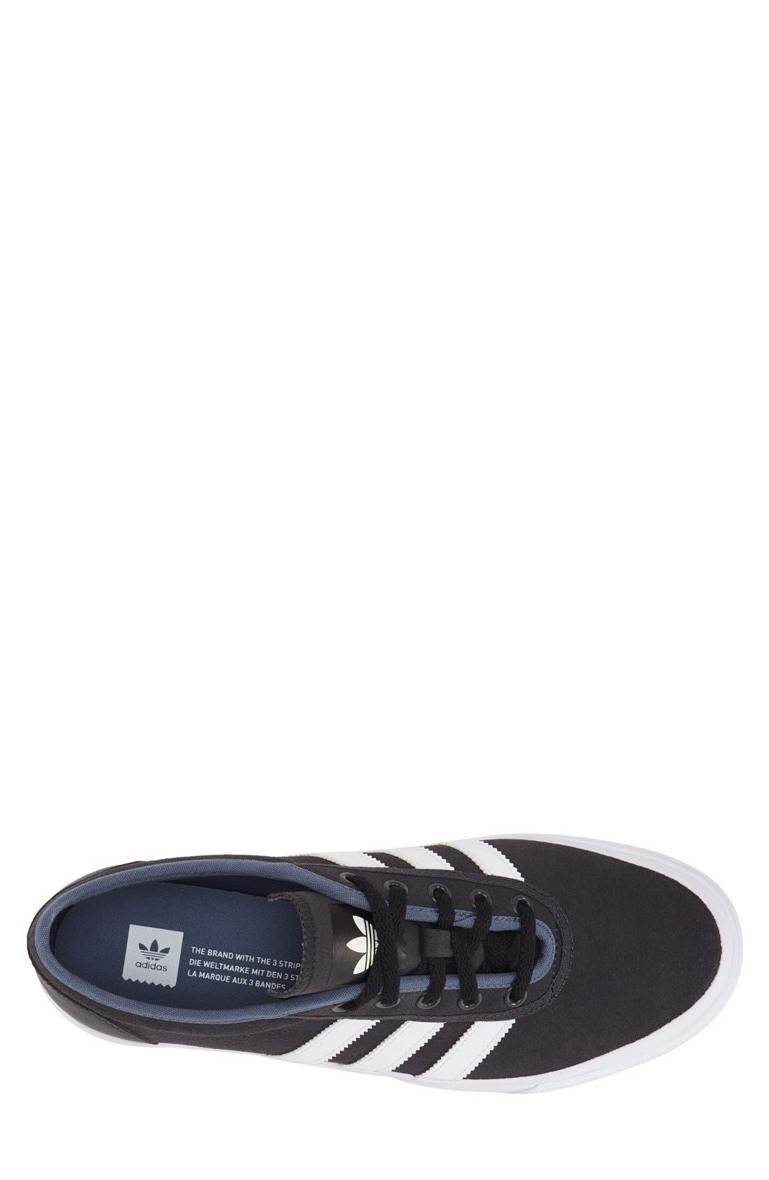 'Adi-Ease' Skate Sneaker,                             Alternate thumbnail 3, color,                             021