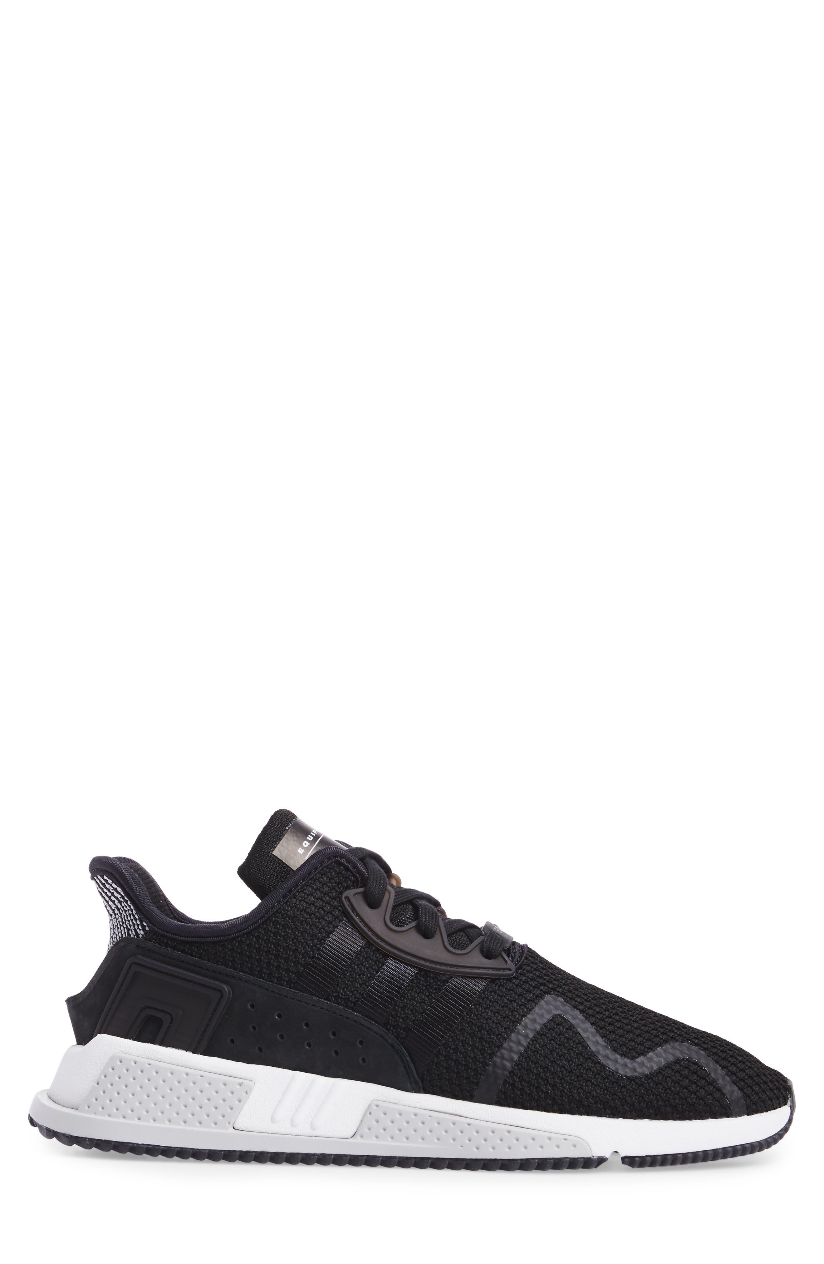 EQT Cushion ADV Sneaker,                             Alternate thumbnail 3, color,                             001