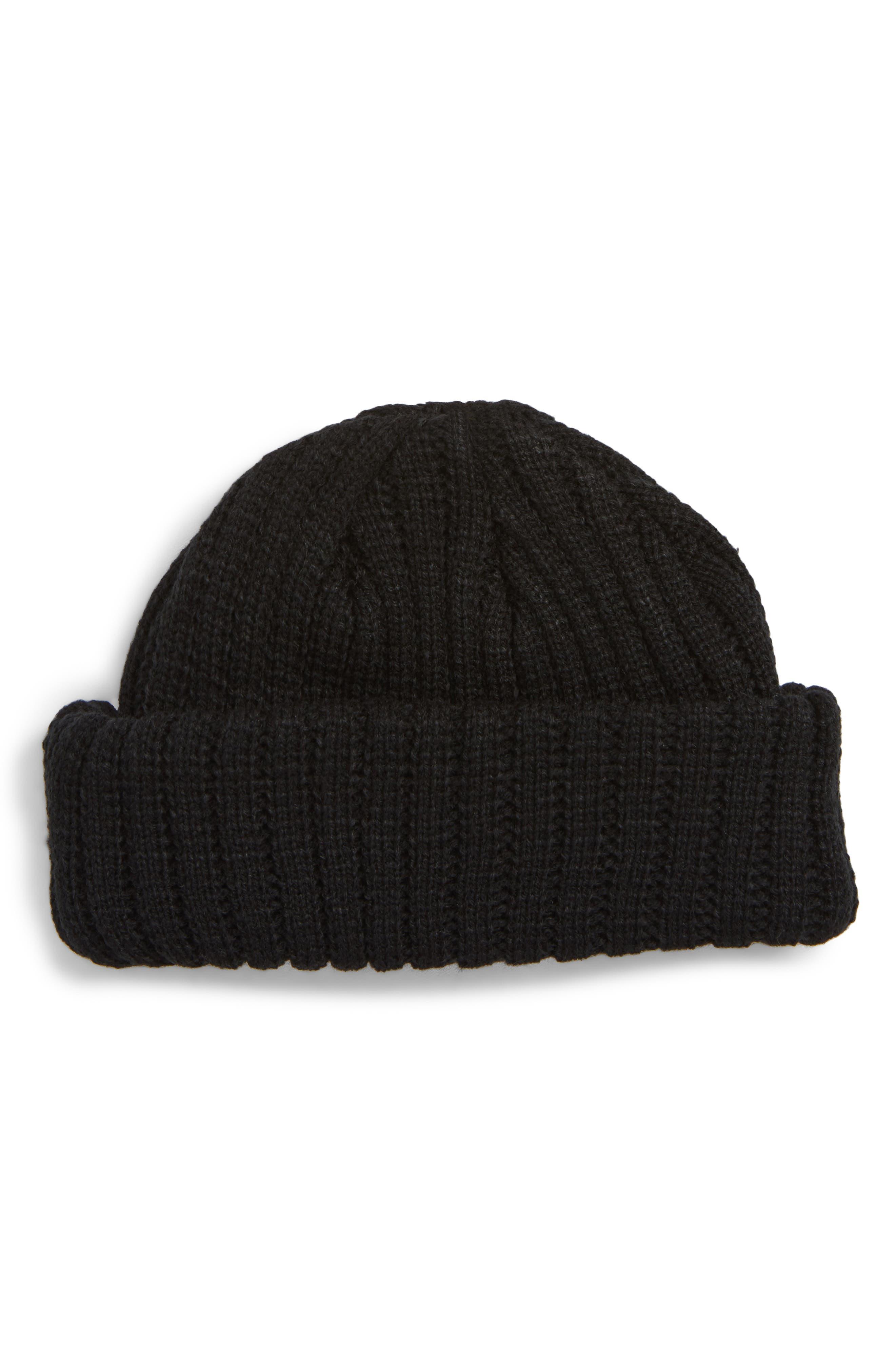 Knit Skull Cap, Main, color, 001