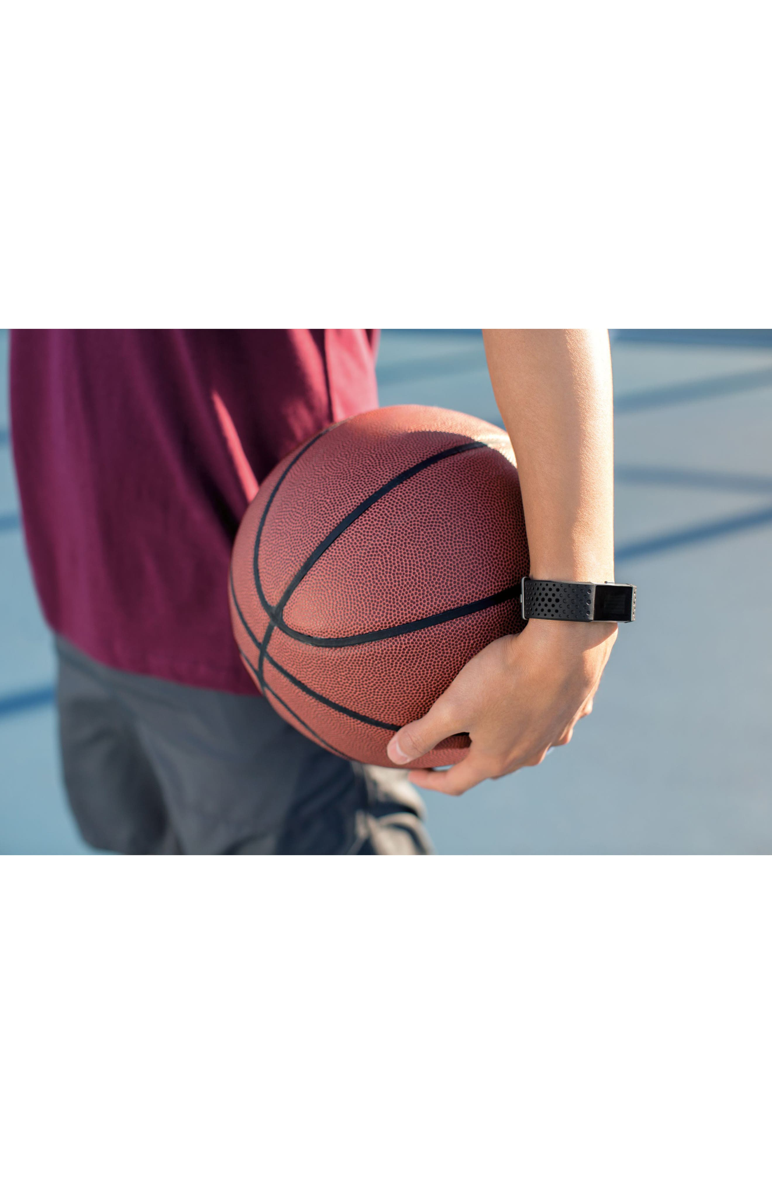Charge 2 Sport Accessory Band,                             Alternate thumbnail 5, color,                             001