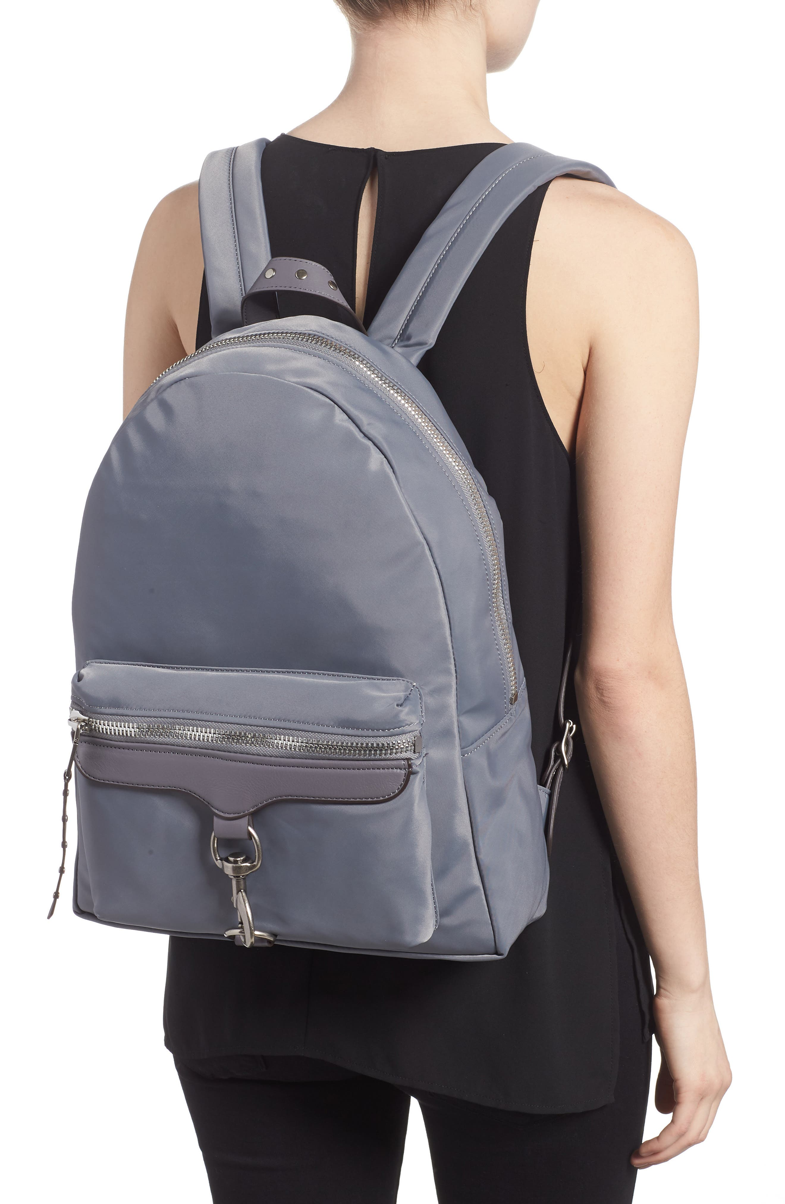 Always On MAB Backpack,                             Alternate thumbnail 2, color,                             GREY