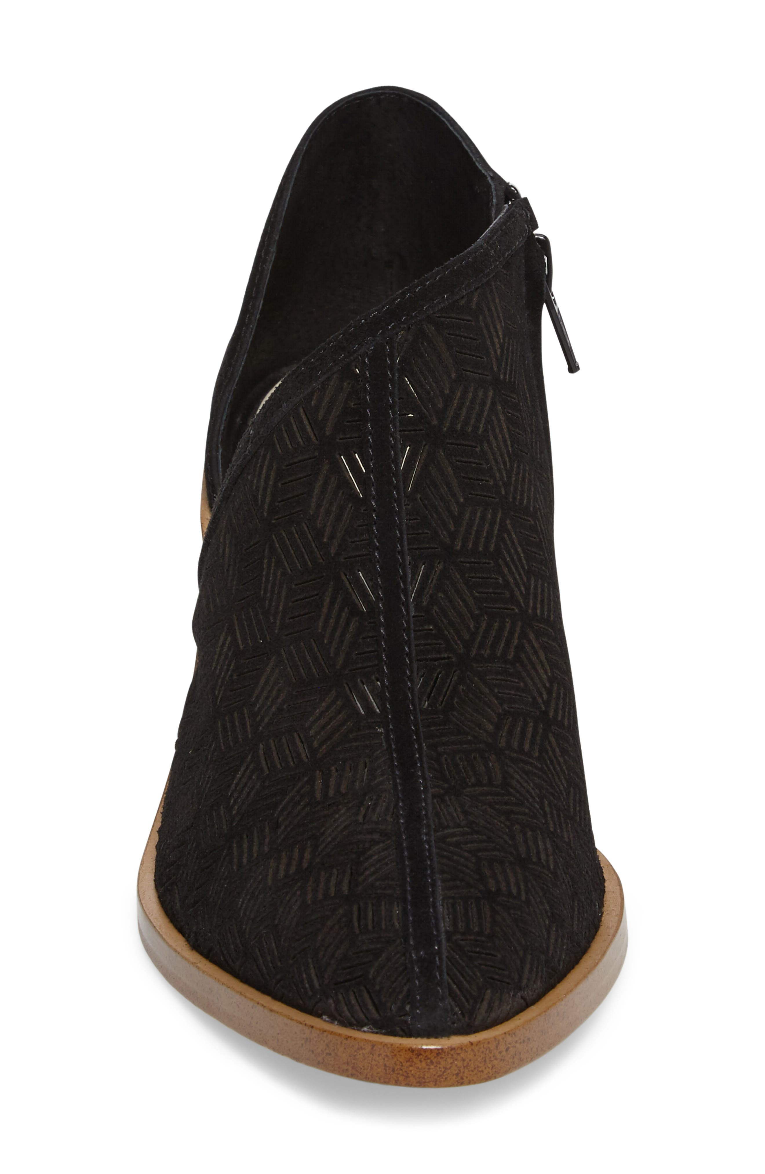 Iddah Perforated Cutaway Bootie,                             Alternate thumbnail 20, color,
