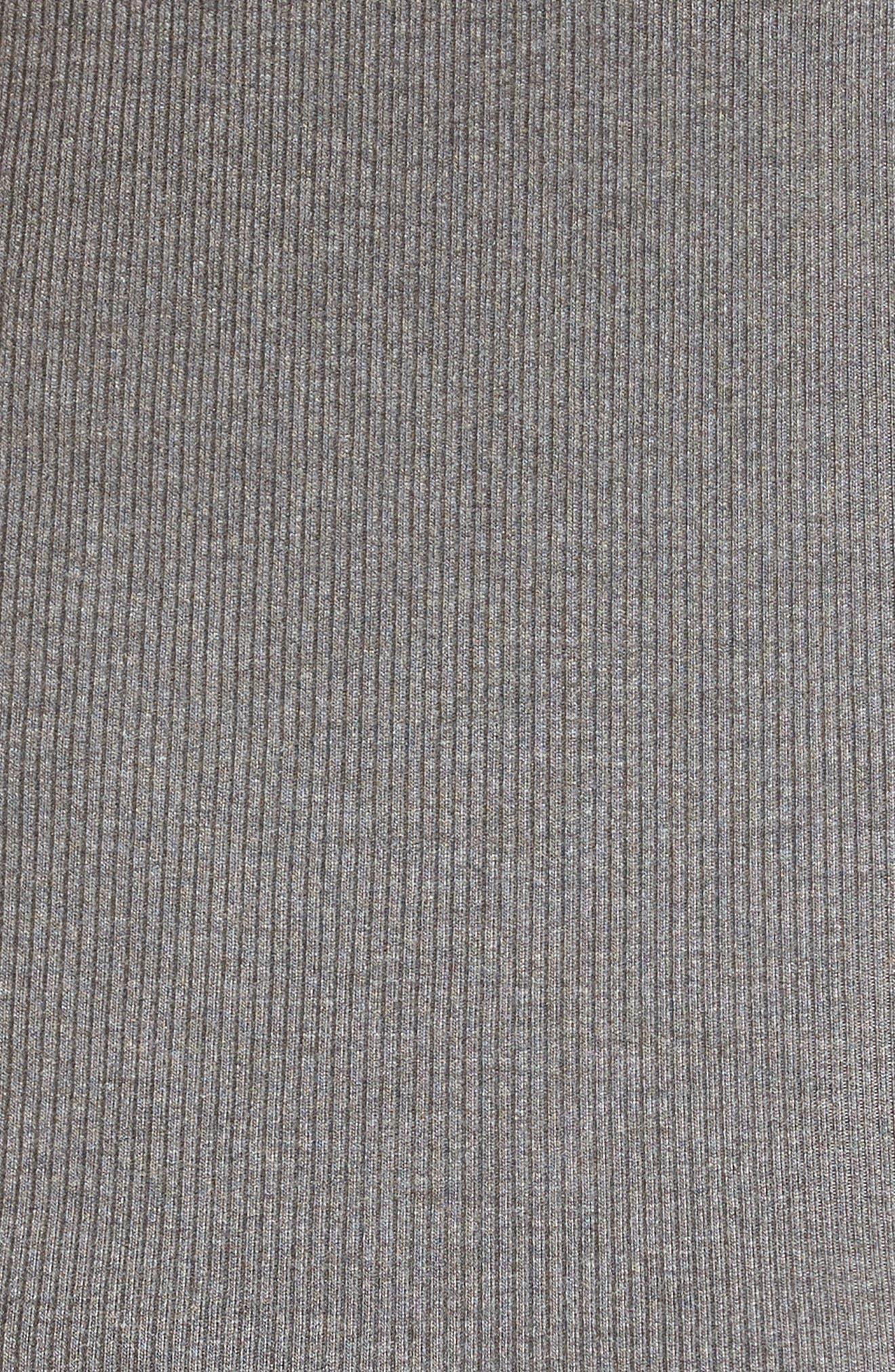 Everly Henley Tank Dress,                             Alternate thumbnail 5, color,                             031