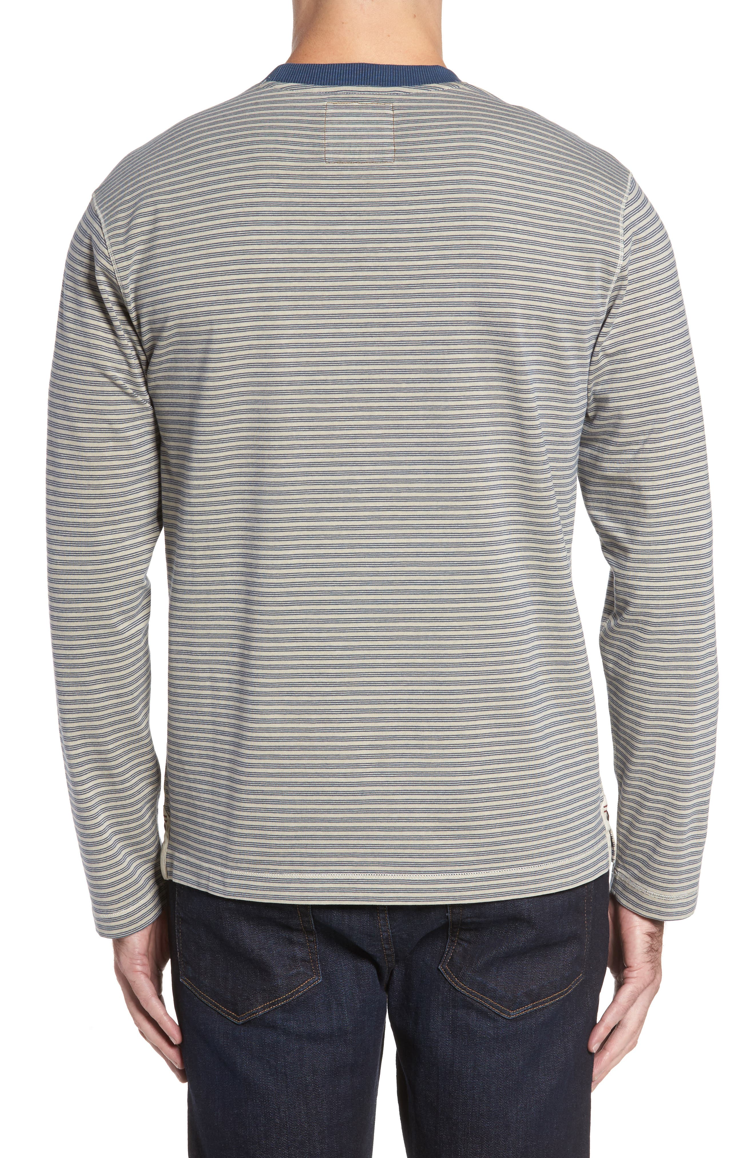 Iverson Long Sleeve Striped T-Shirt,                             Alternate thumbnail 2, color,                             290