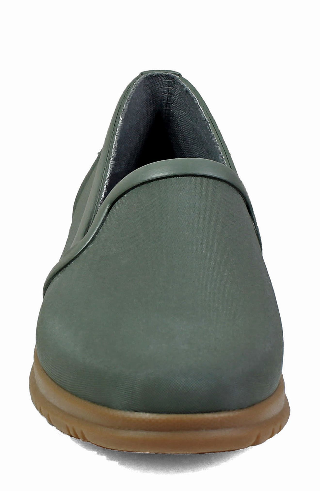 BOGS,                             Sweetpea Waterproof Slip-On Sneaker,                             Alternate thumbnail 4, color,                             SAGE