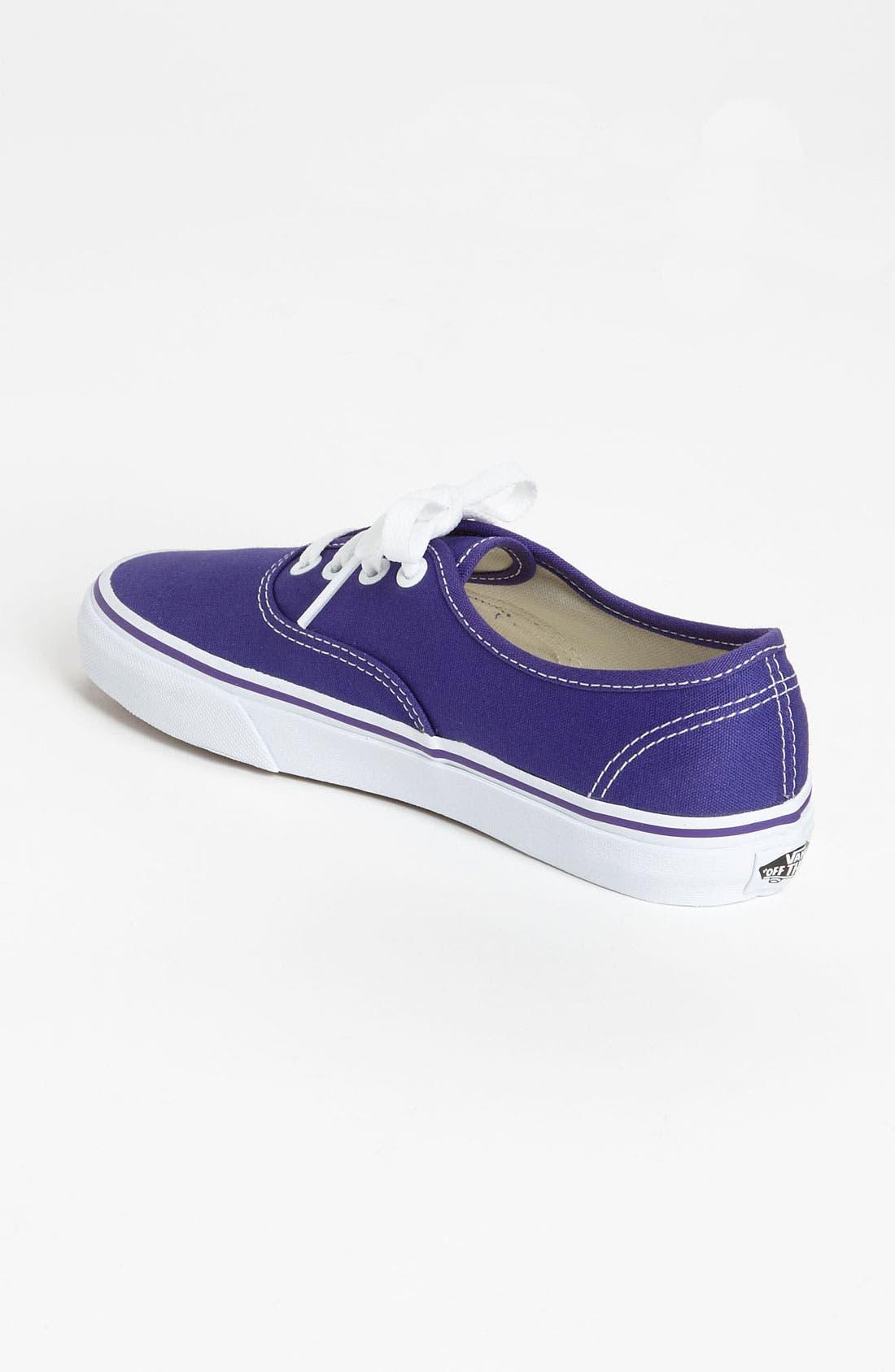 'Authentic' Sneaker,                             Alternate thumbnail 255, color,