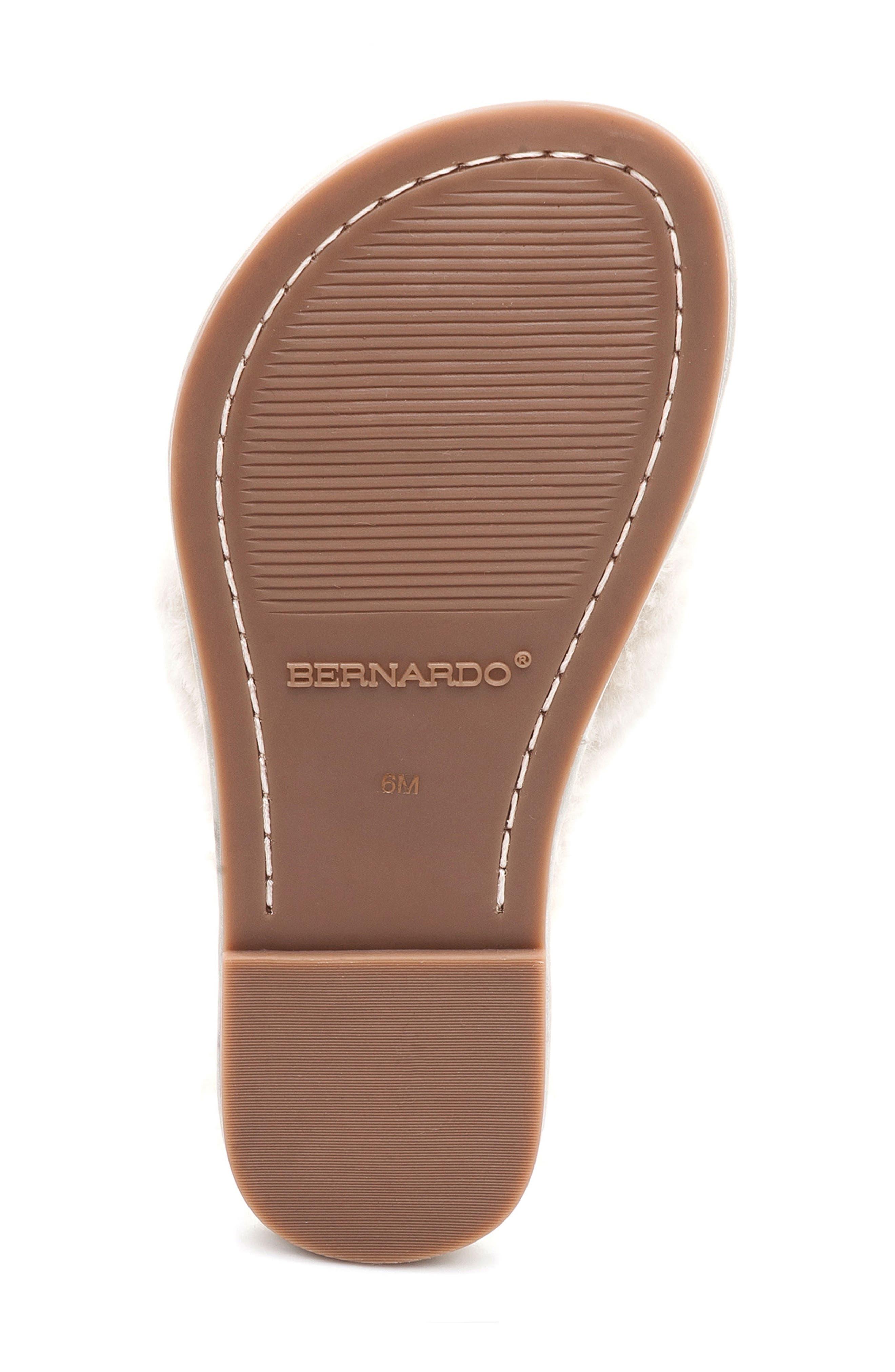 Bernardo Miami Genuine Shaerling Flip Flop,                             Alternate thumbnail 13, color,