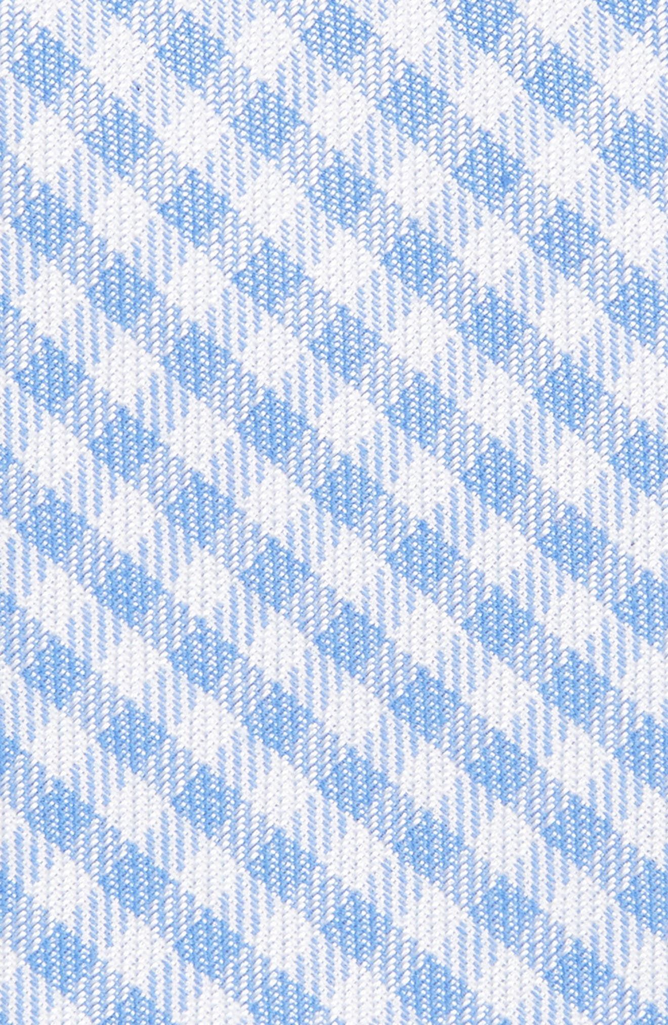 Check Cotton & Silk Tie,                             Alternate thumbnail 2, color,                             400