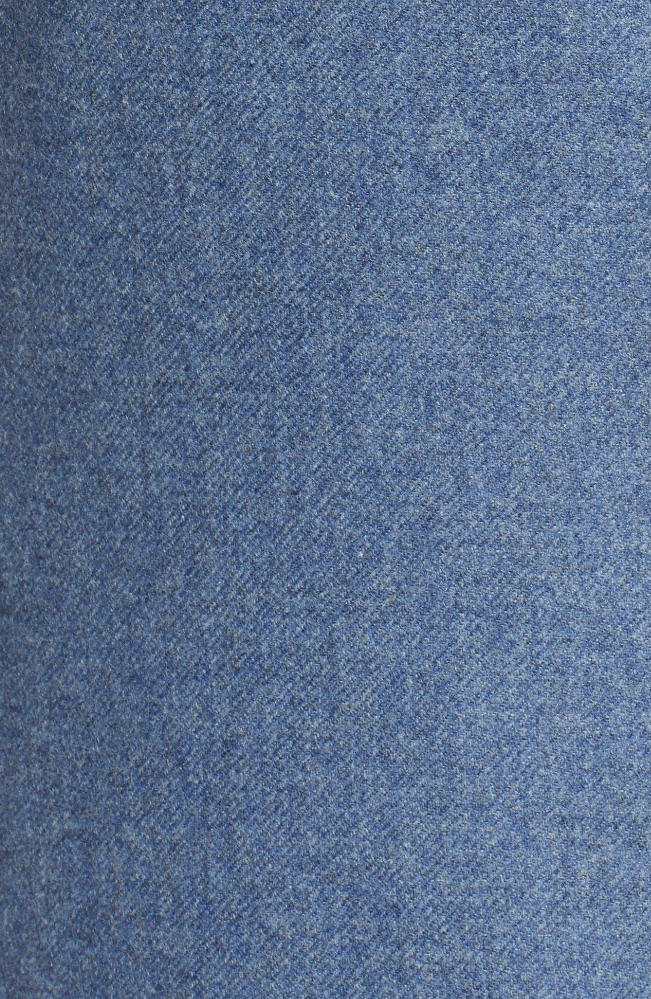 Beacon Classic Fit Wool & Cashmere Blazer,                             Alternate thumbnail 5, color,                             450