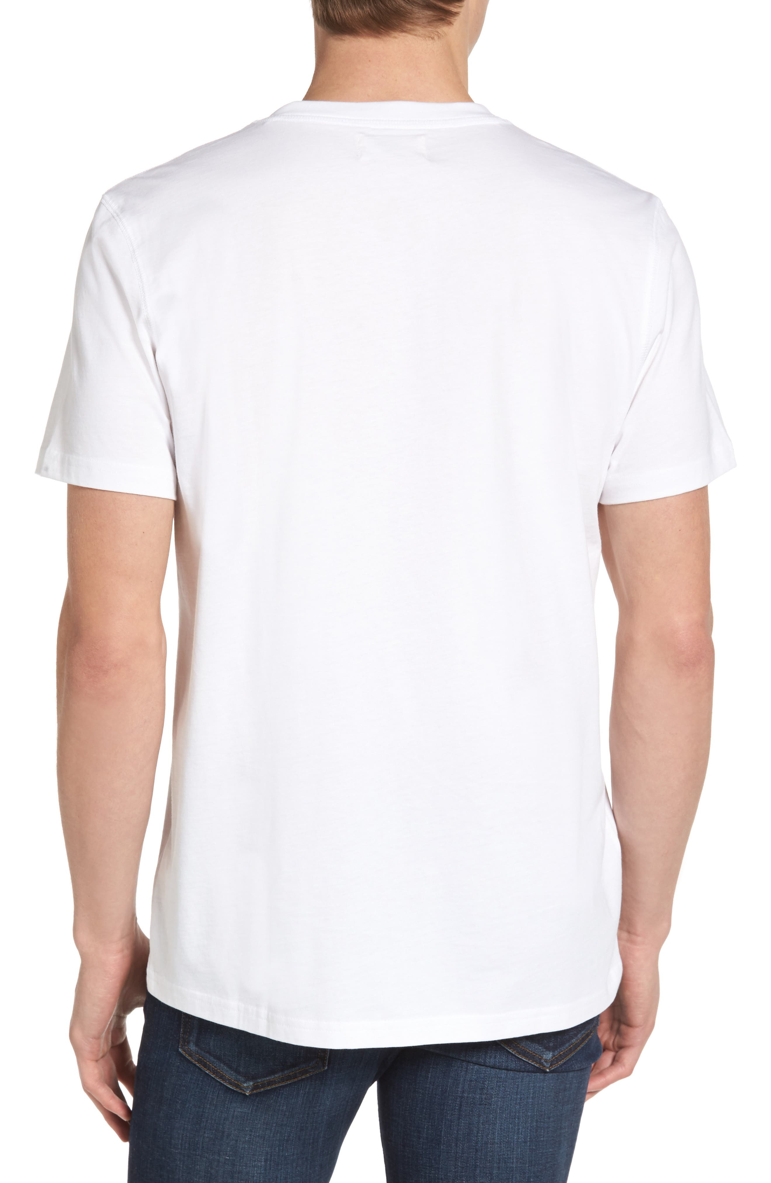 Henley T-Shirt,                             Alternate thumbnail 5, color,