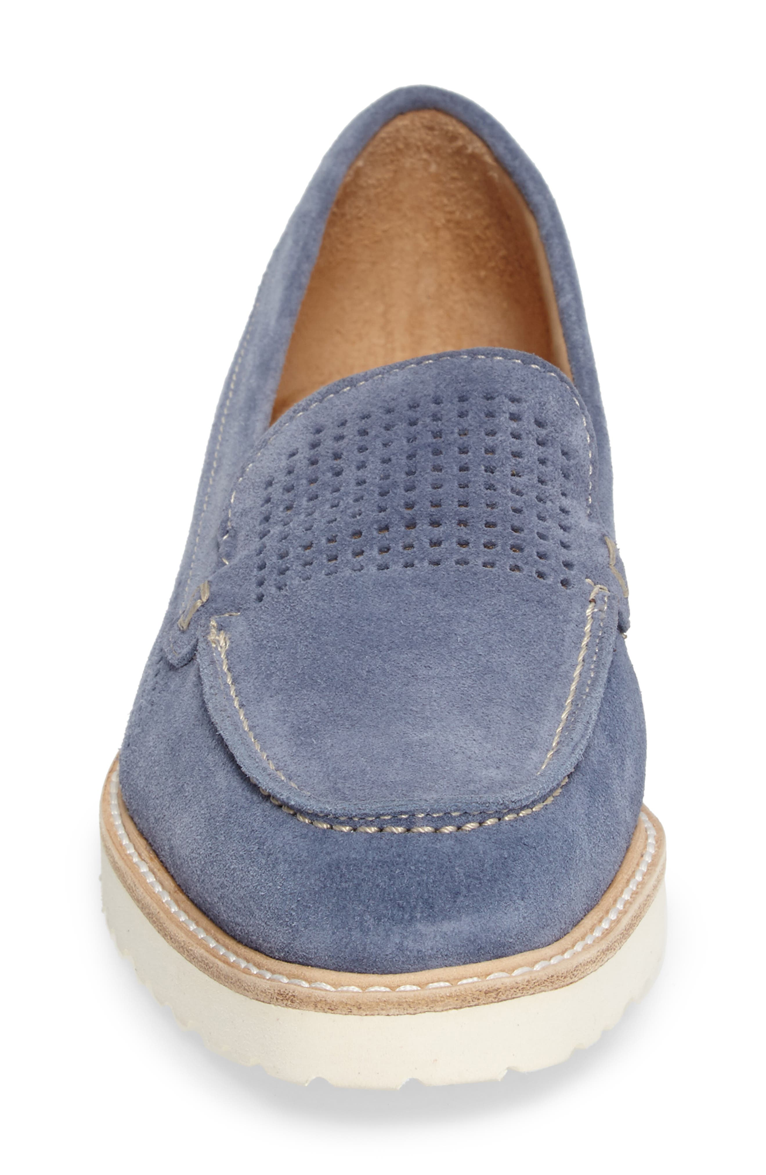 Wazzy Loafer,                             Alternate thumbnail 4, color,                             400