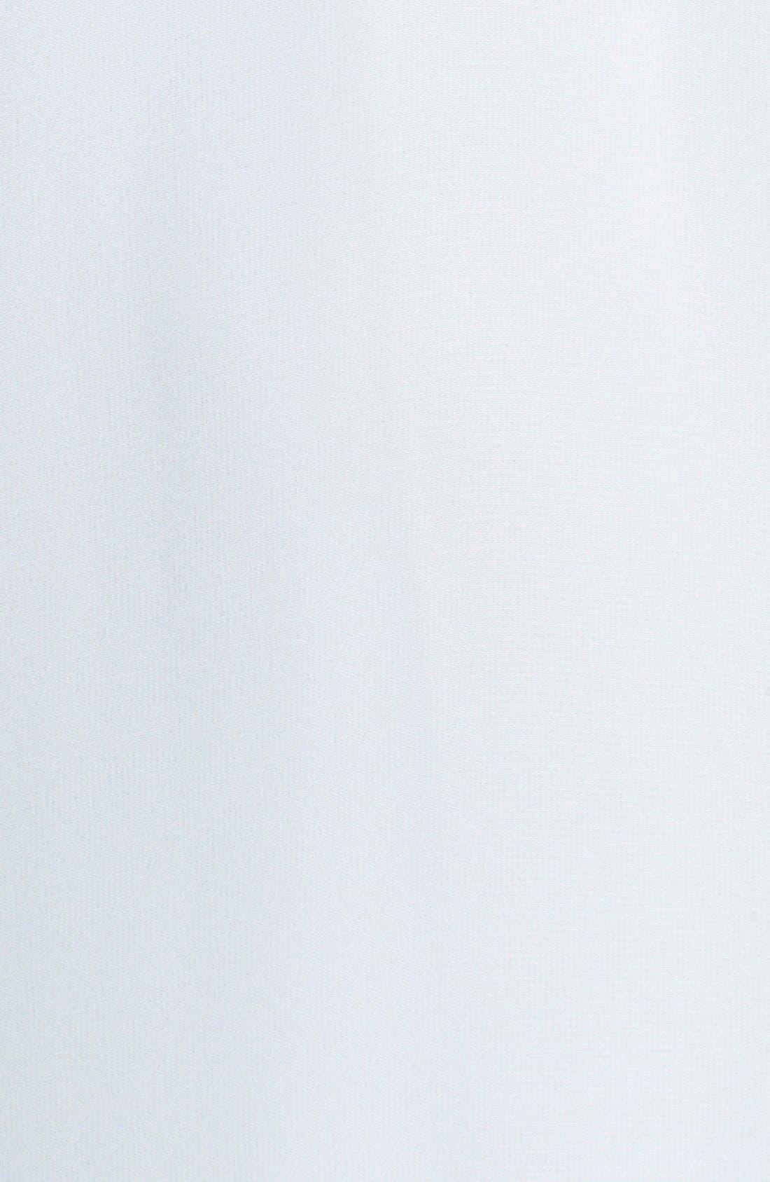 'Cait' Chiffon Halter Gown,                             Alternate thumbnail 8, color,                             052