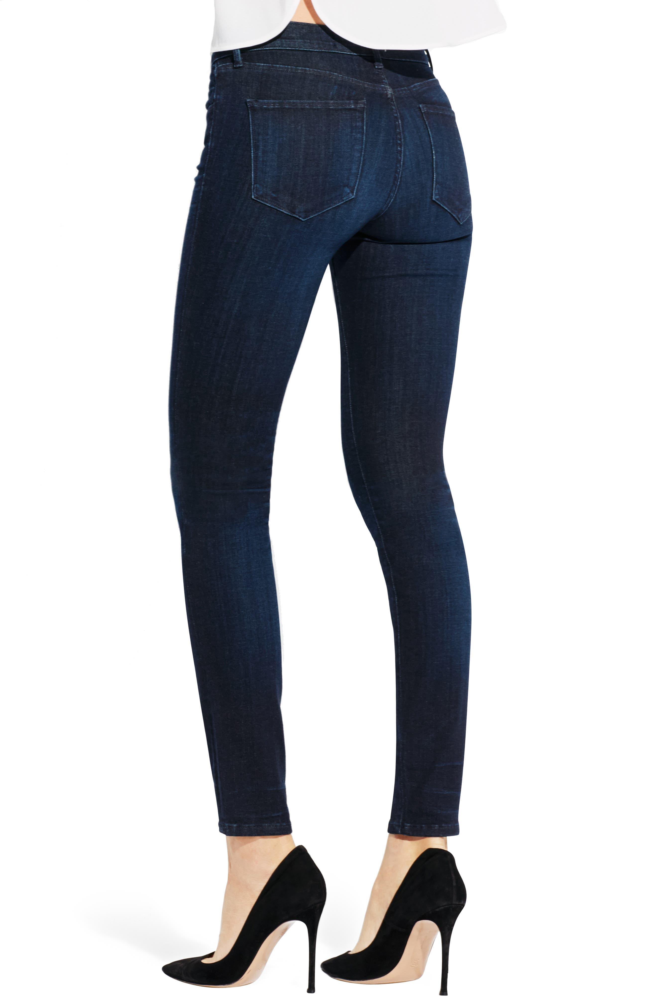 The Skinny Jacs Skinny Jeans,                             Alternate thumbnail 7, color,                             400