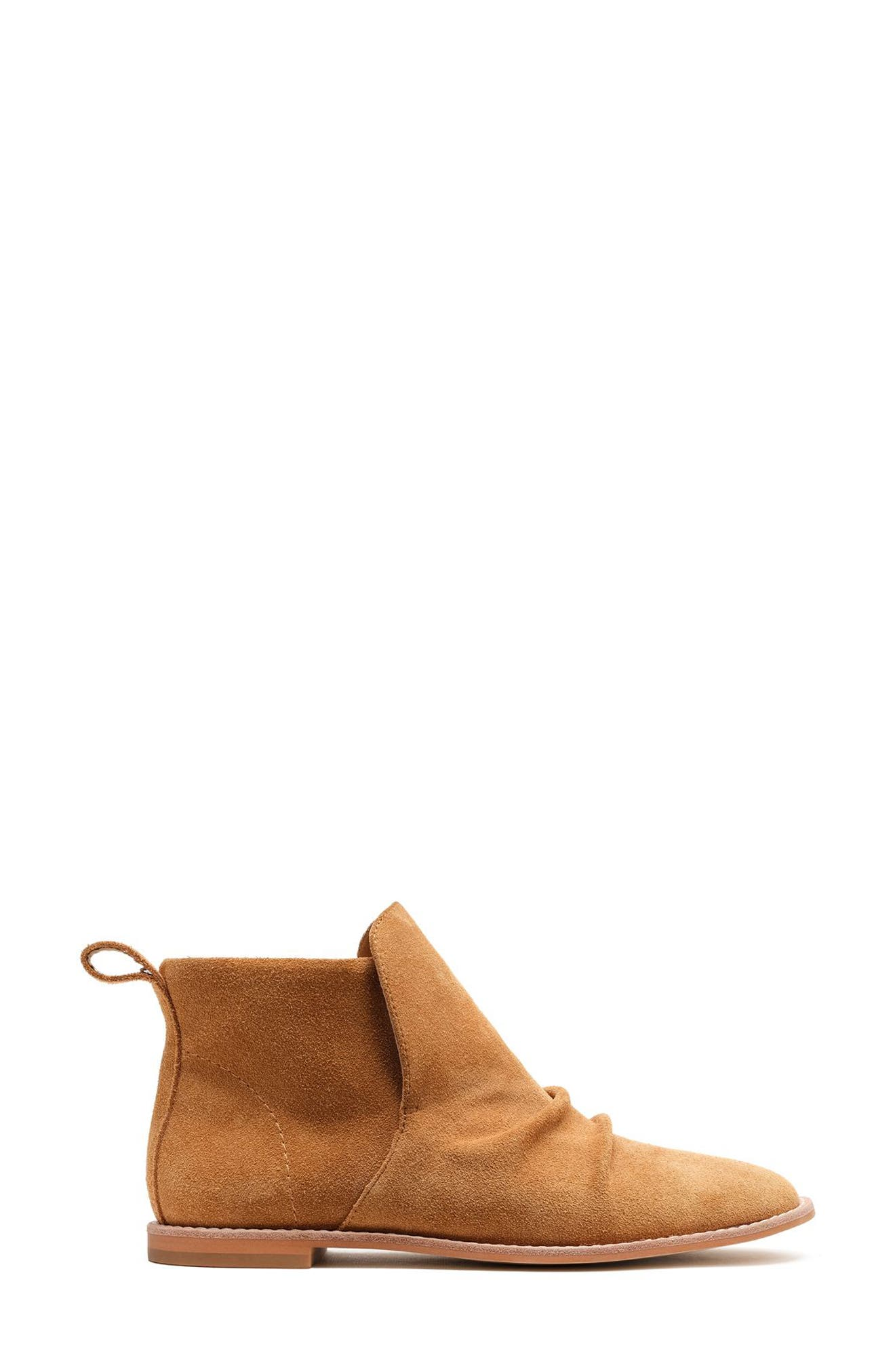 Macey Bootie,                             Alternate thumbnail 8, color,