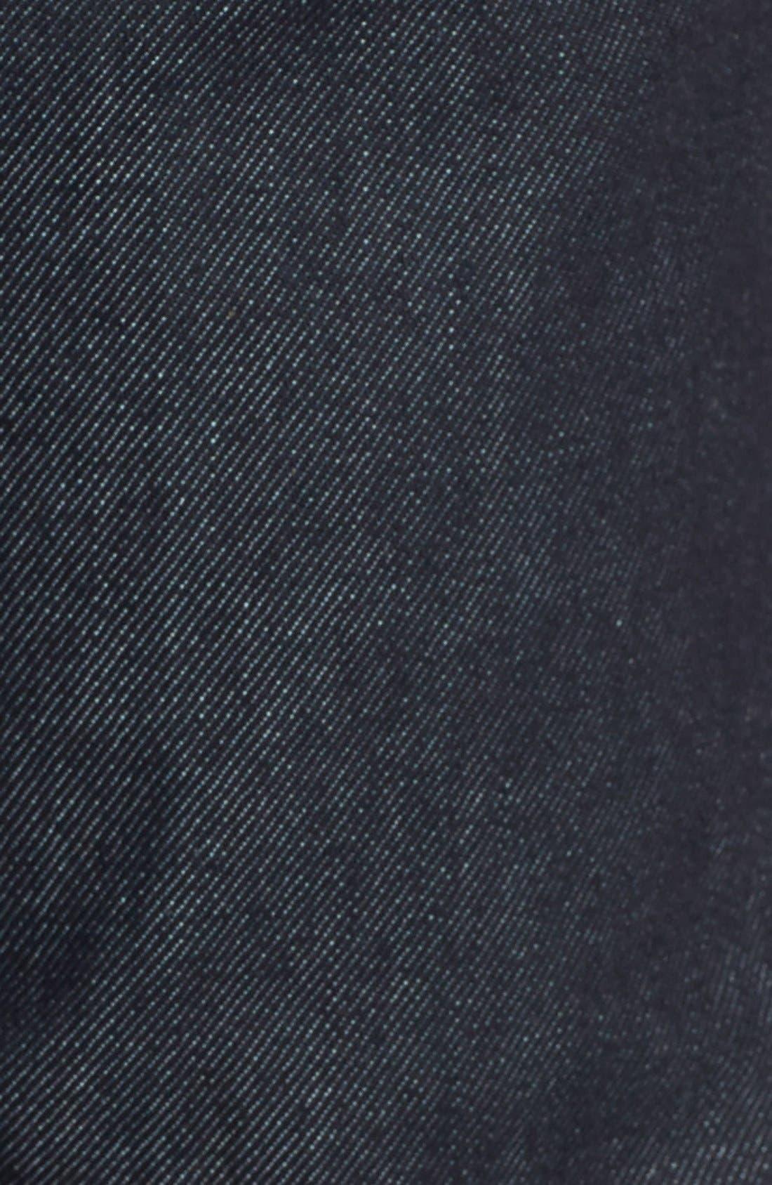 Zatiny Bootcut Jeans,                             Alternate thumbnail 6, color,                             THE BLUE BARON