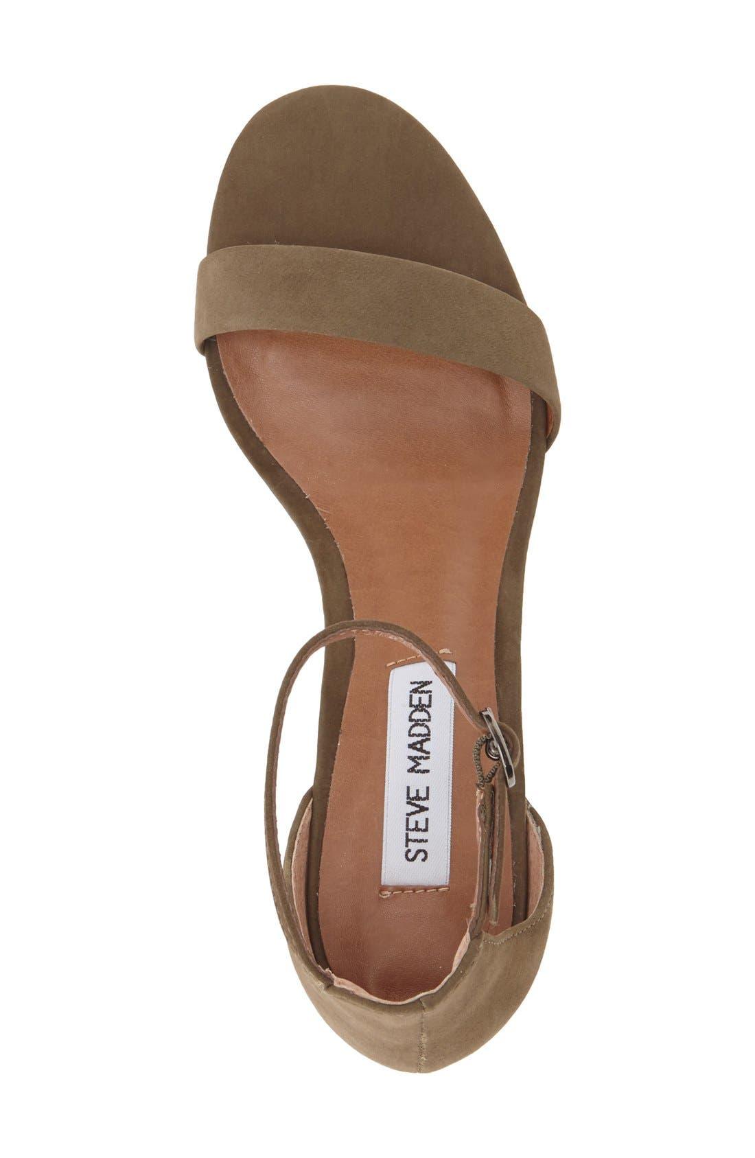Irenee Ankle Strap Sandal,                             Alternate thumbnail 80, color,