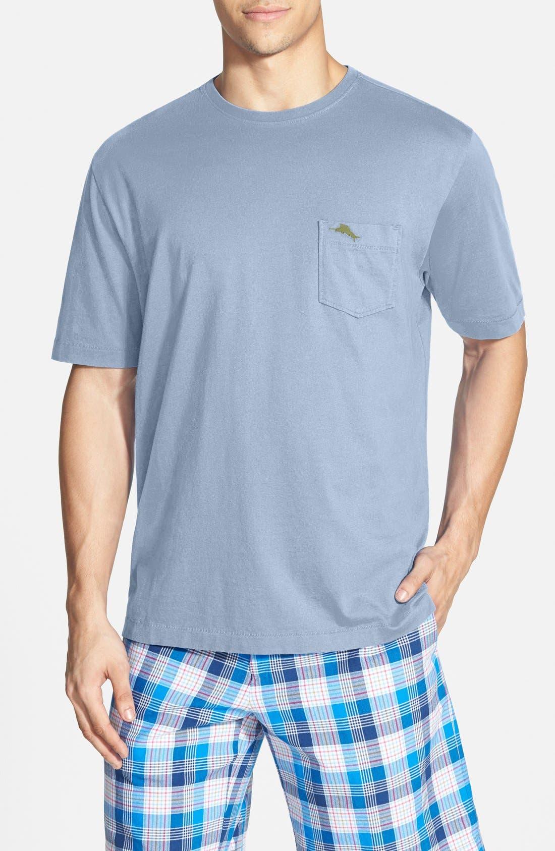 New Bali Sky Pima Cotton Pocket T-Shirt,                             Main thumbnail 18, color,