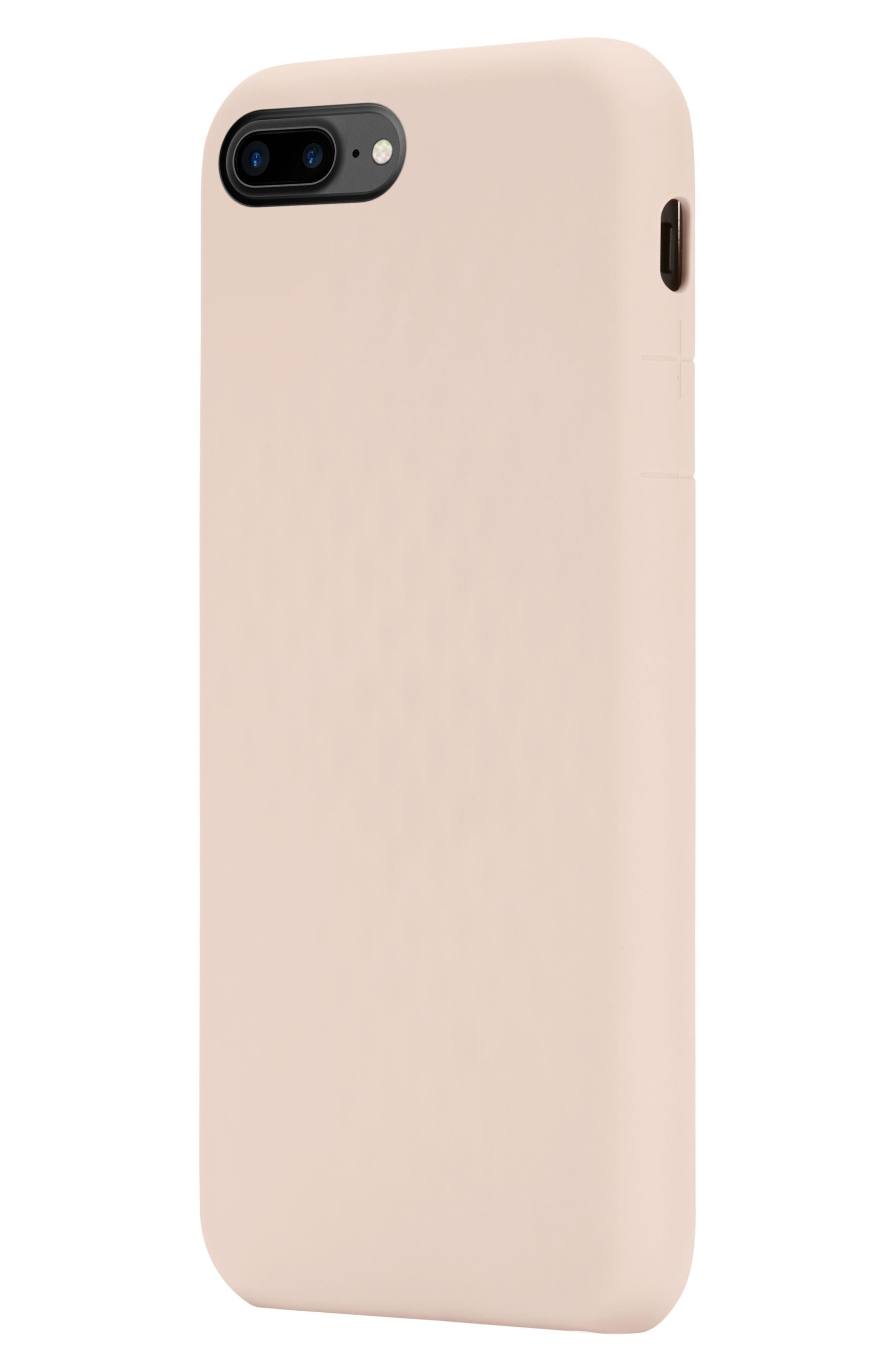 Facet iPhone 7 Plus/8 Plus Case,                             Alternate thumbnail 5, color,                             ROSE GOLD