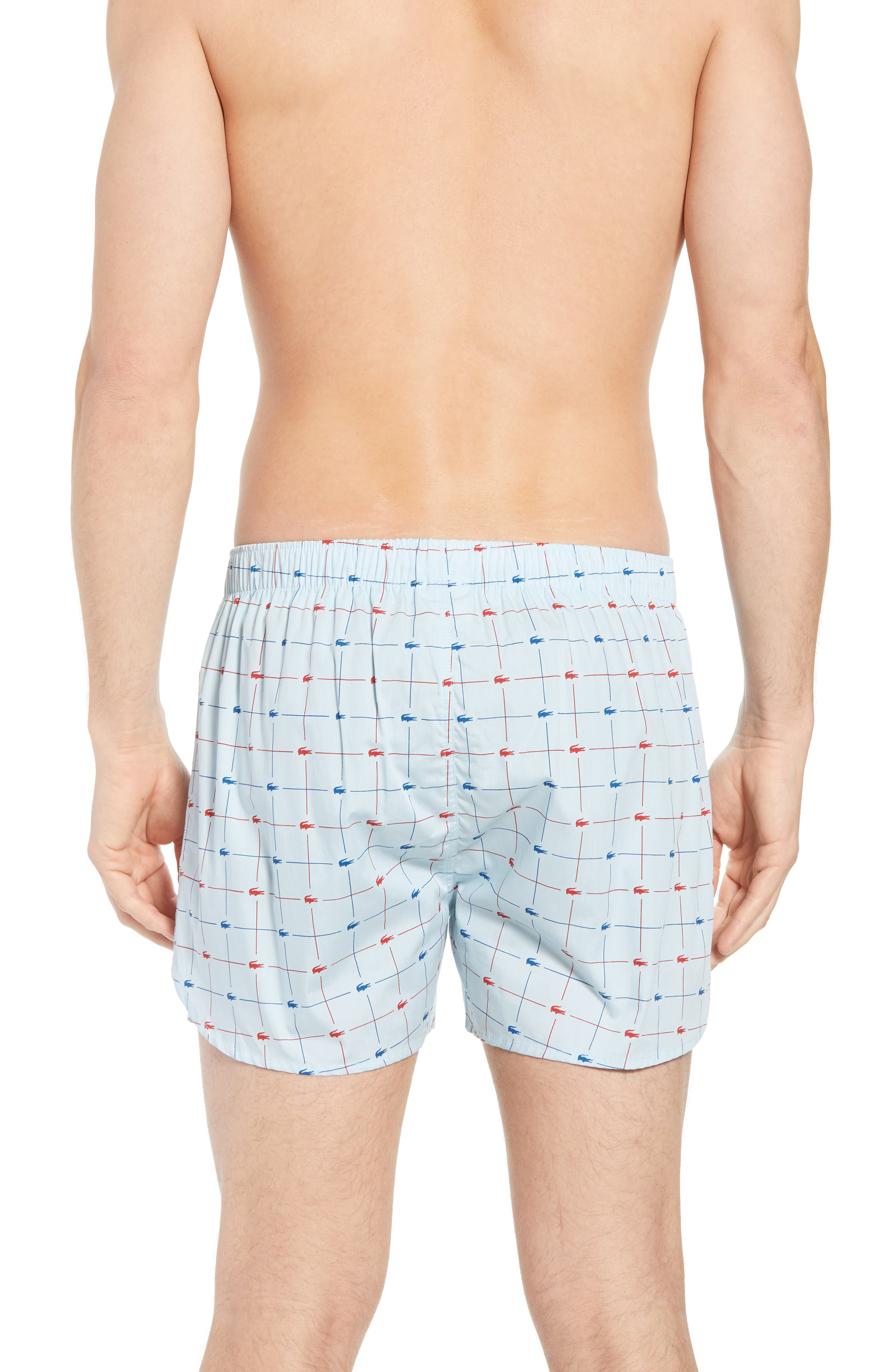 3-Pack Cotton Boxers,                             Alternate thumbnail 5, color,