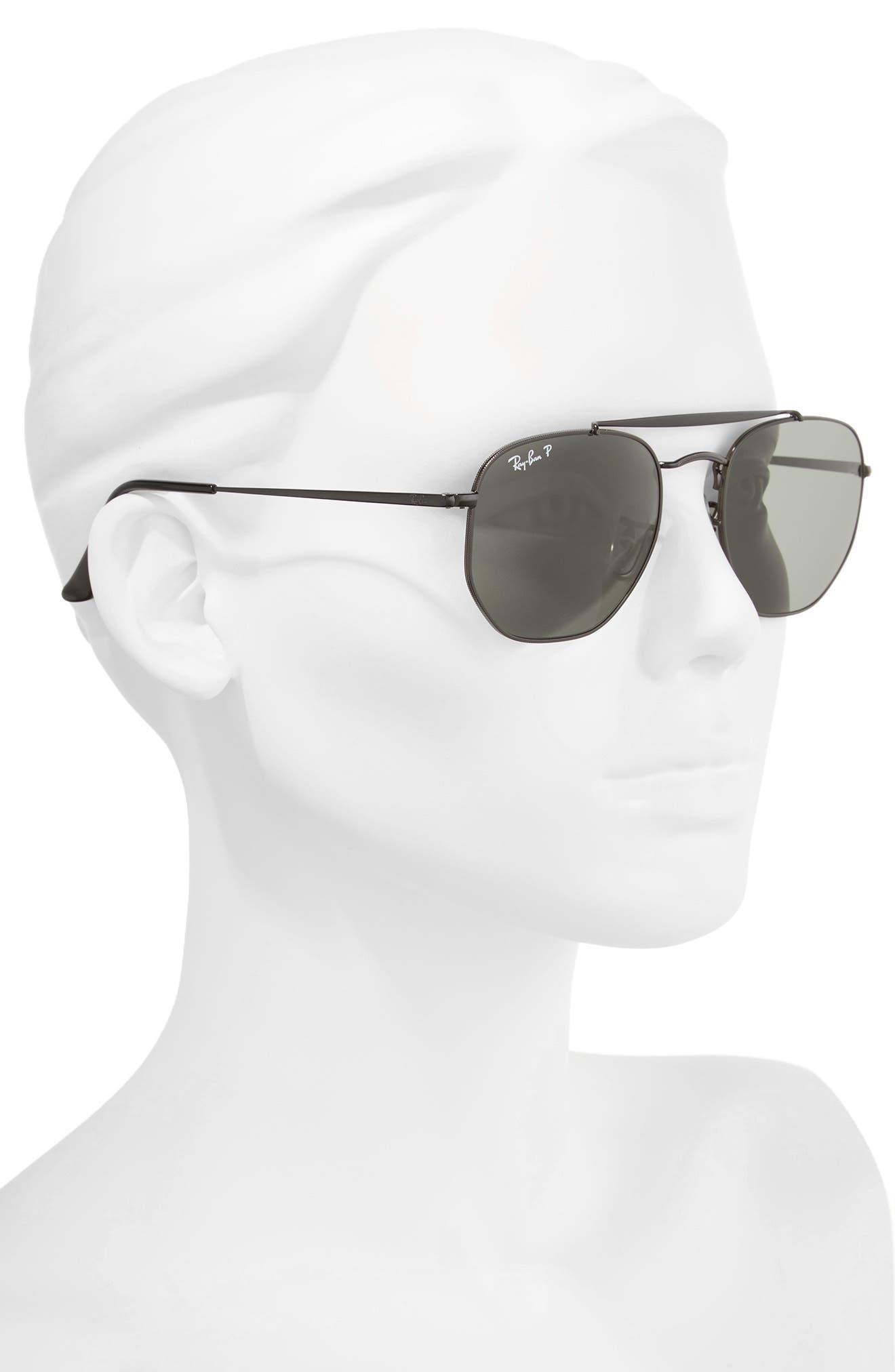 The Ja-Jo 54mm Round Sunglasses,                             Alternate thumbnail 2, color,                             002