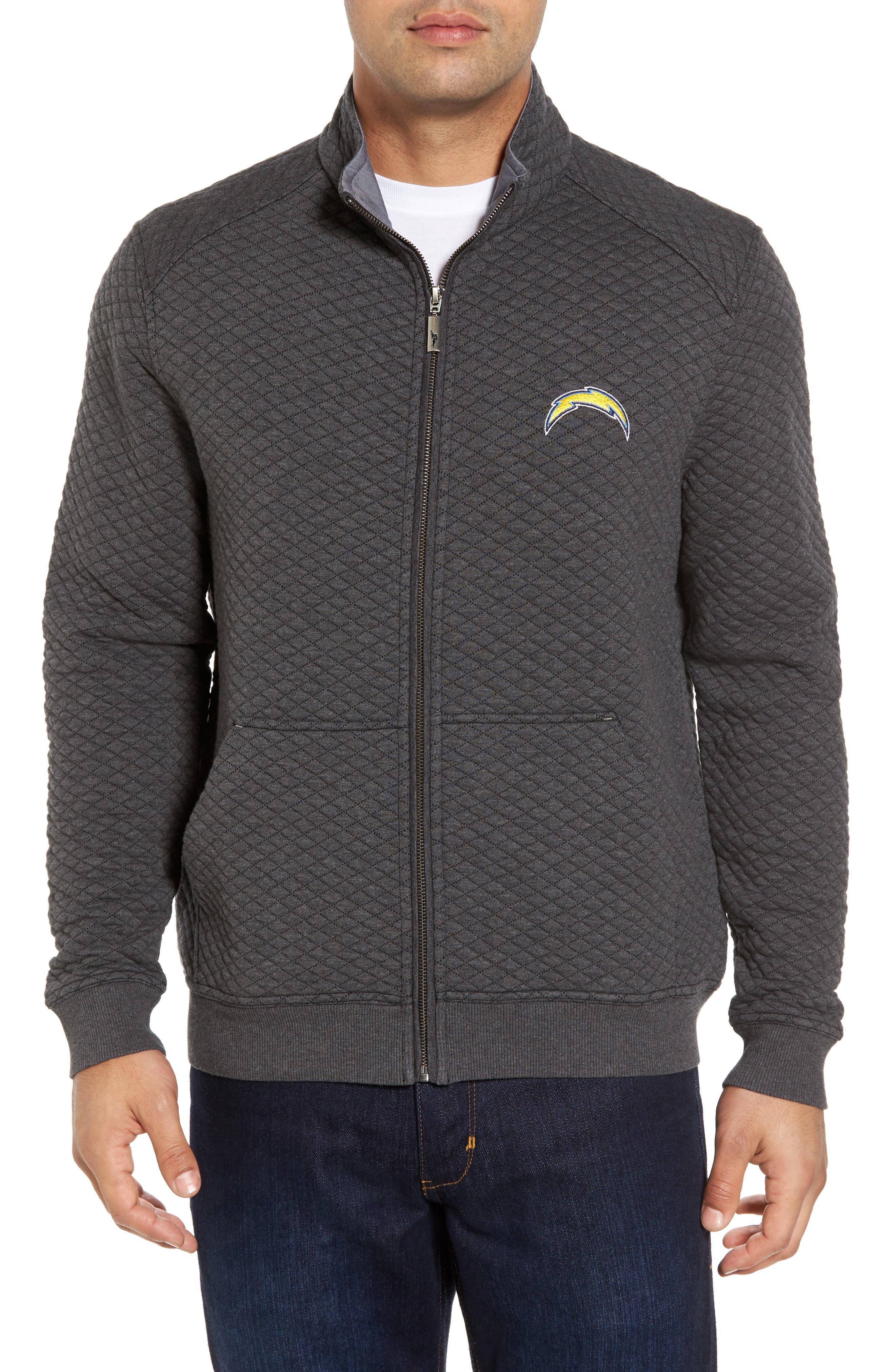 NFL Quiltessential Full Zip Sweatshirt,                             Main thumbnail 9, color,