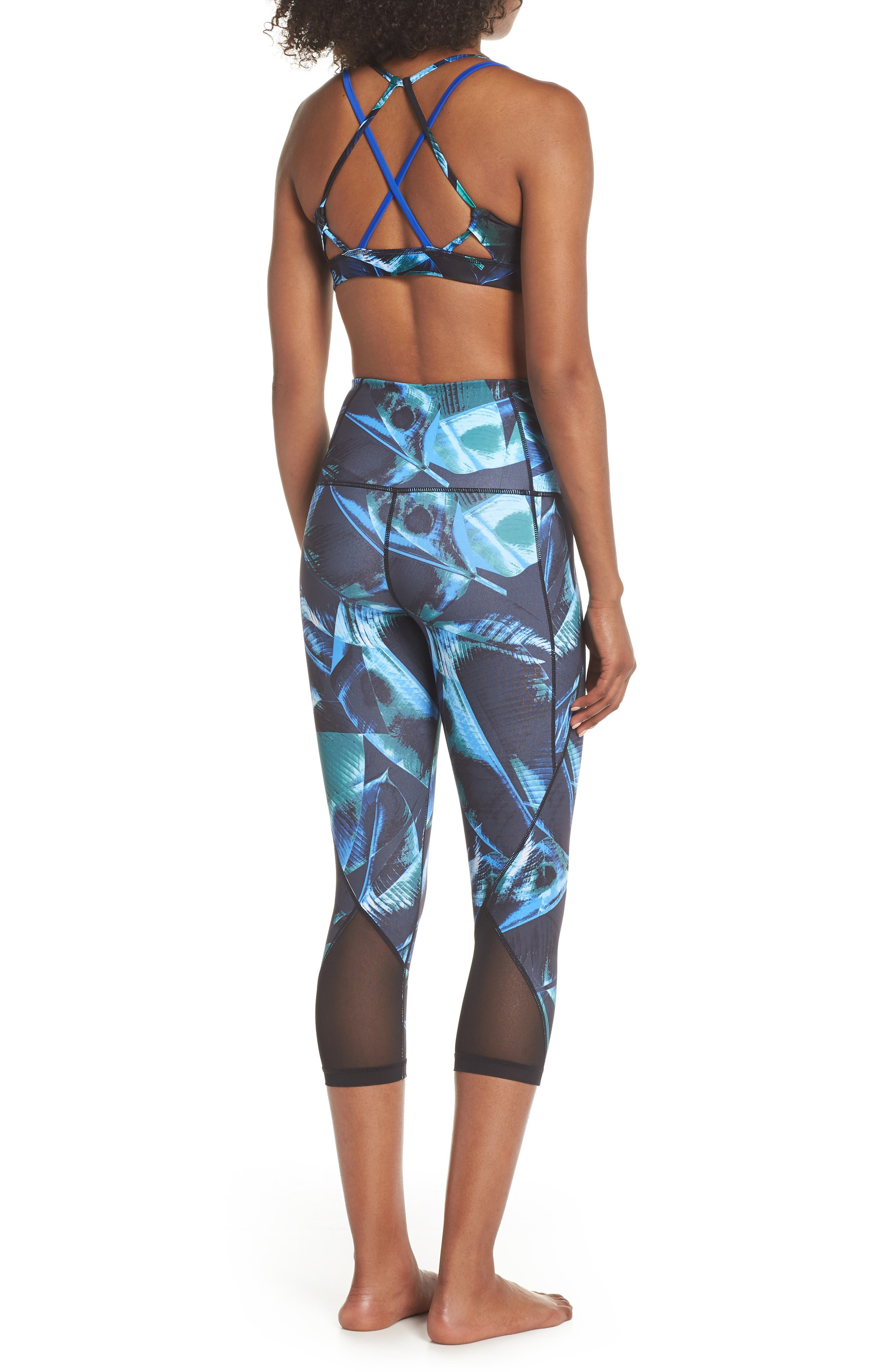 So Hot Print Sports Bra,                             Alternate thumbnail 9, color,                             310