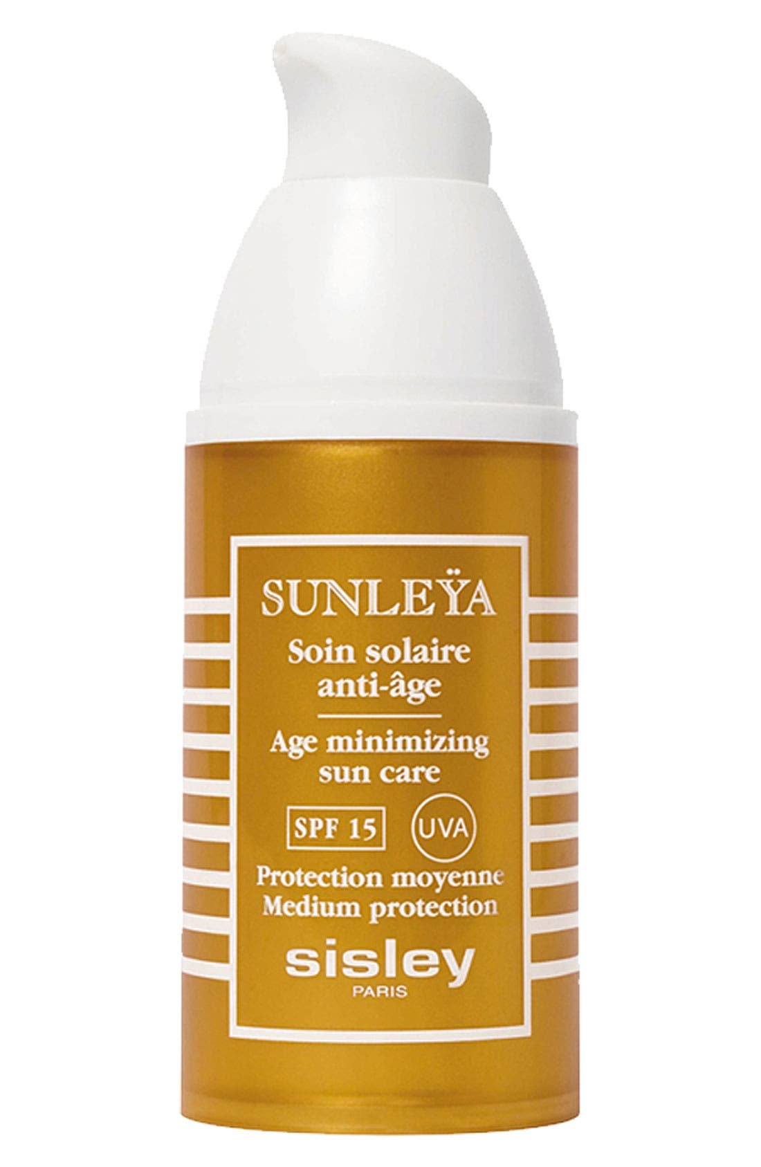 Sunleÿa Age Minimizing Sun Care SPF 15,                             Main thumbnail 1, color,                             NO COLOR