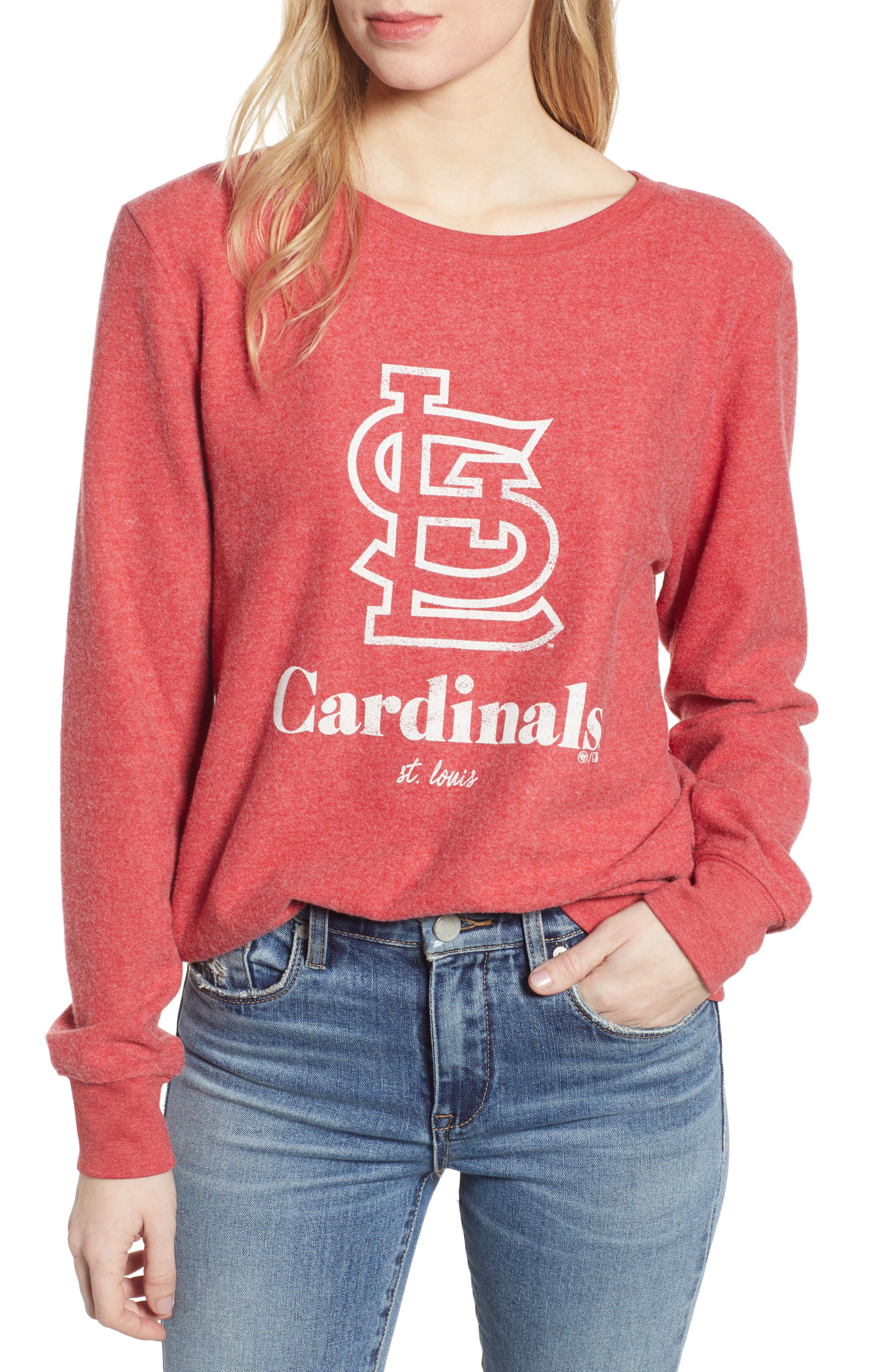 47 Encore Sweatshirt, Red