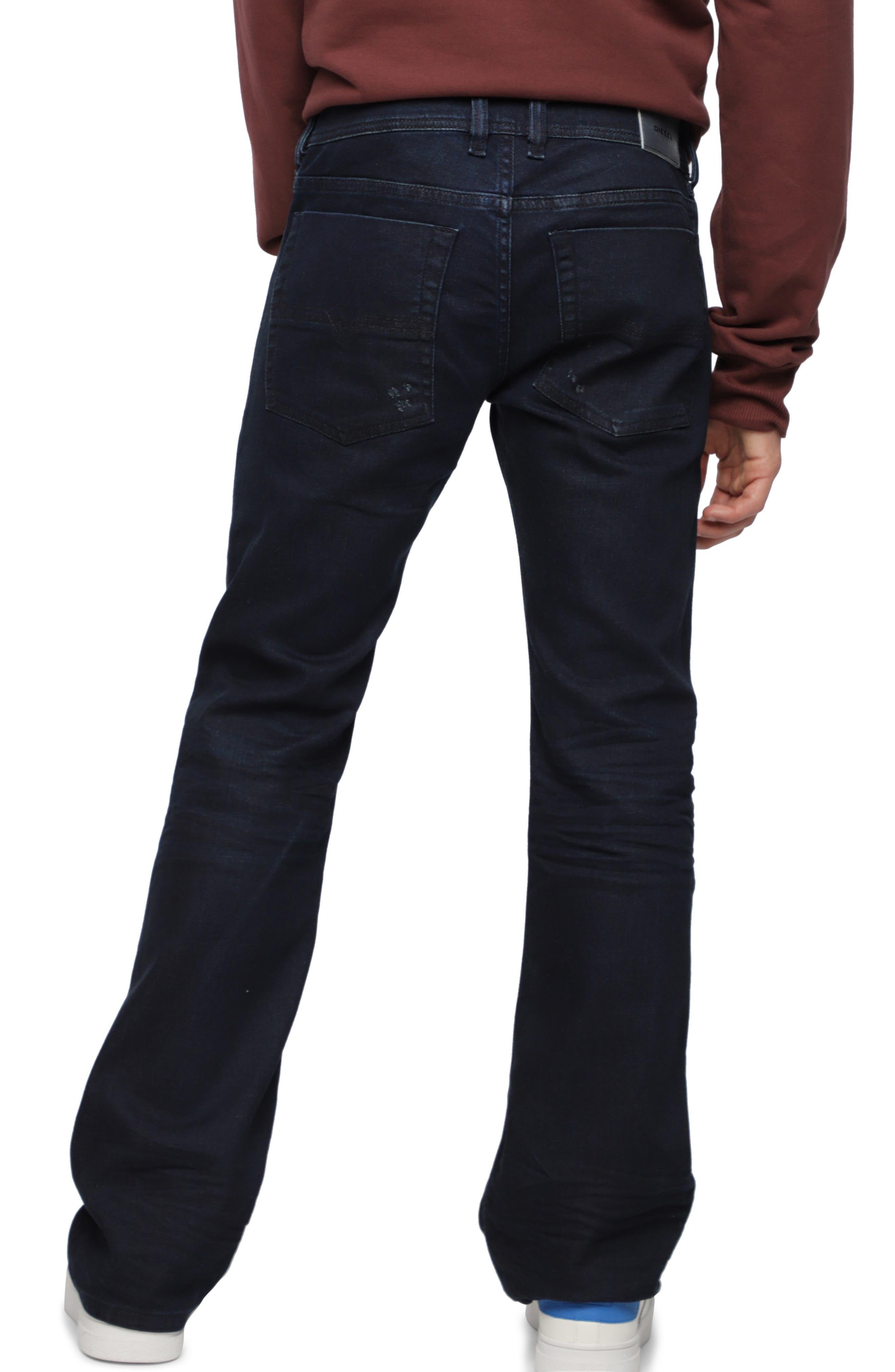 Zatiny Bootcut Jeans,                             Alternate thumbnail 2, color,                             C84ZC