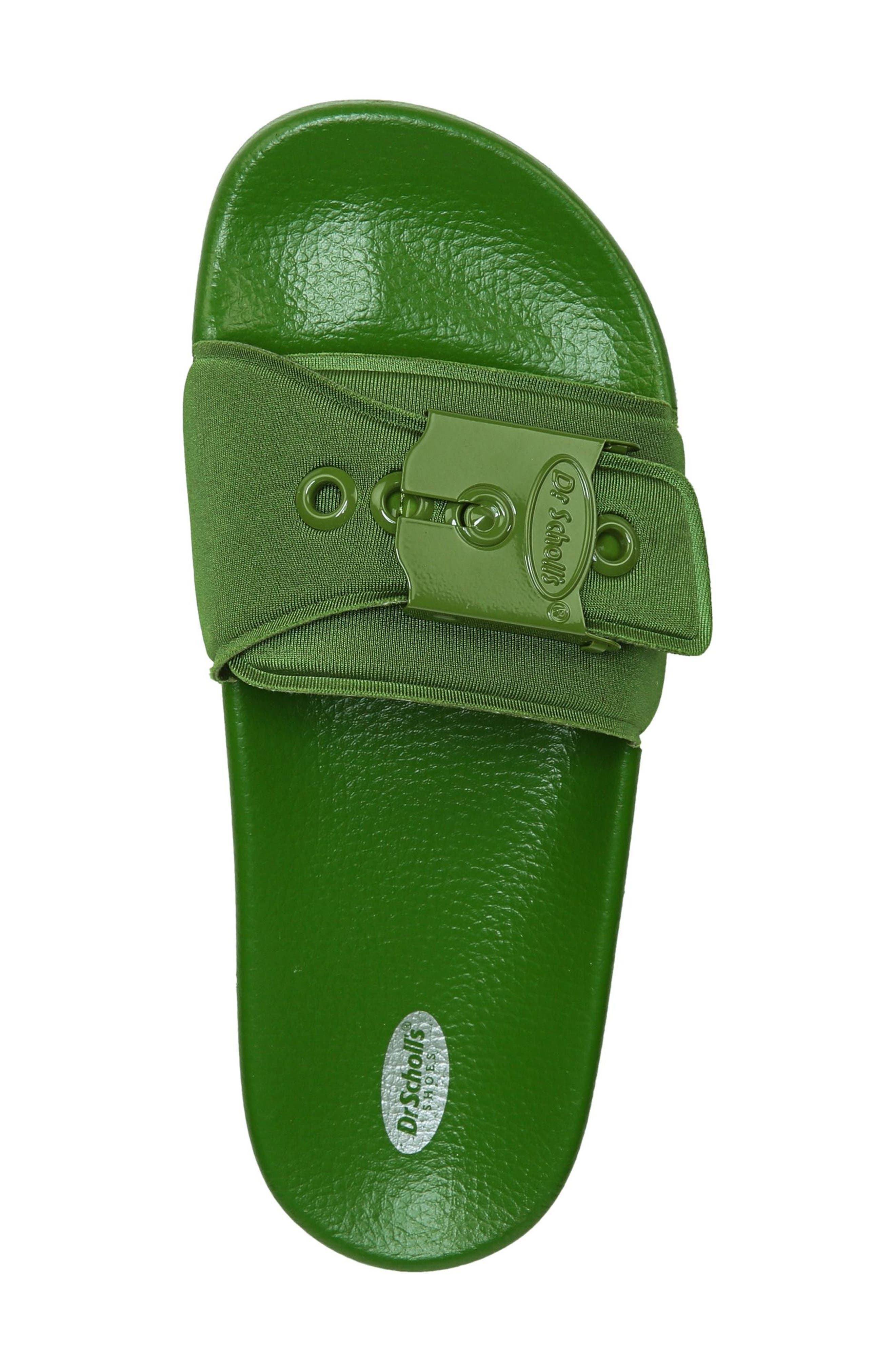 Original Pool Slide Sandal,                             Alternate thumbnail 5, color,                             CACTUS