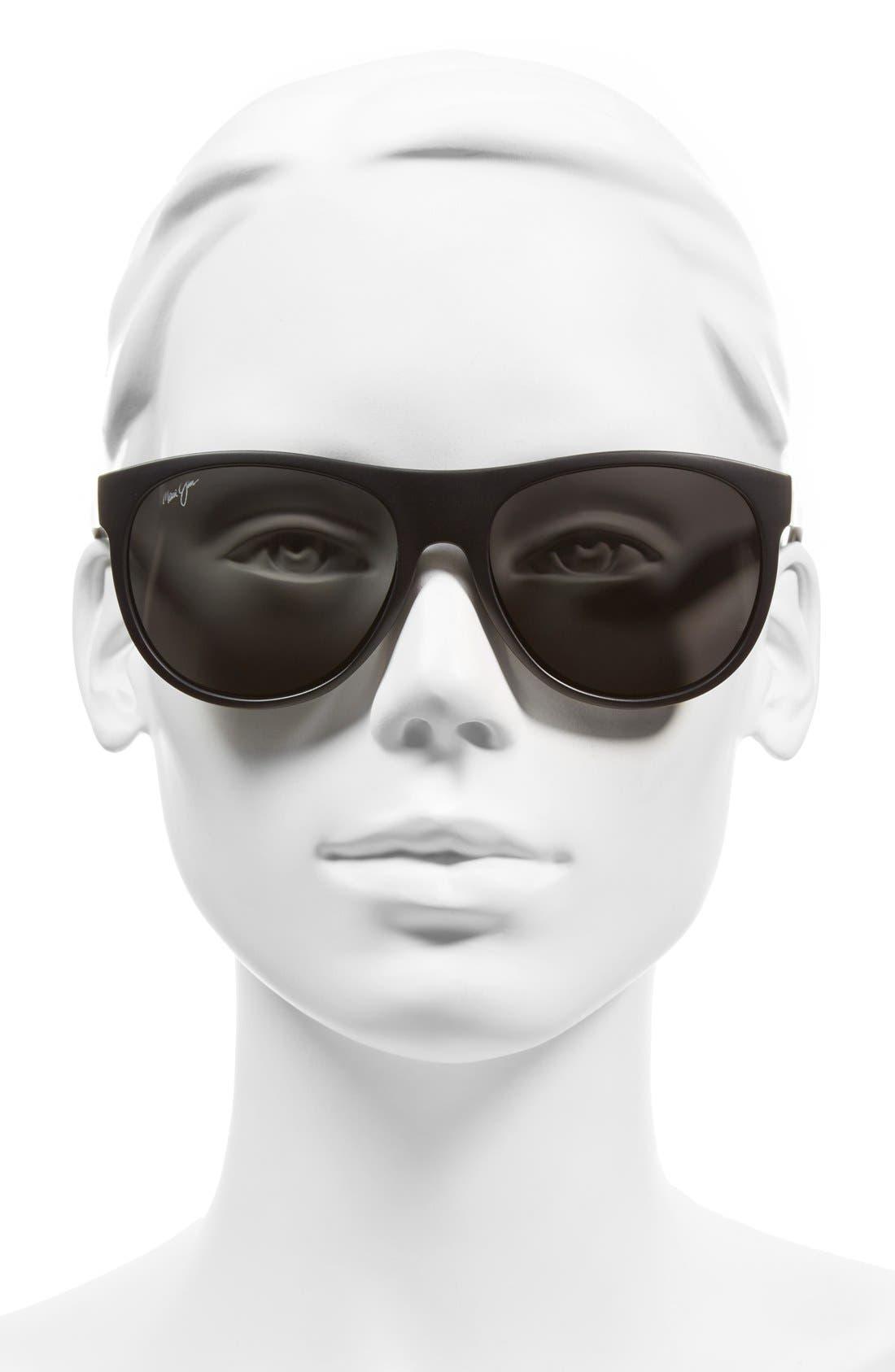 Rising Sun 57mm PolarizedPlus2<sup>®</sup> Sunglasses,                             Alternate thumbnail 4, color,