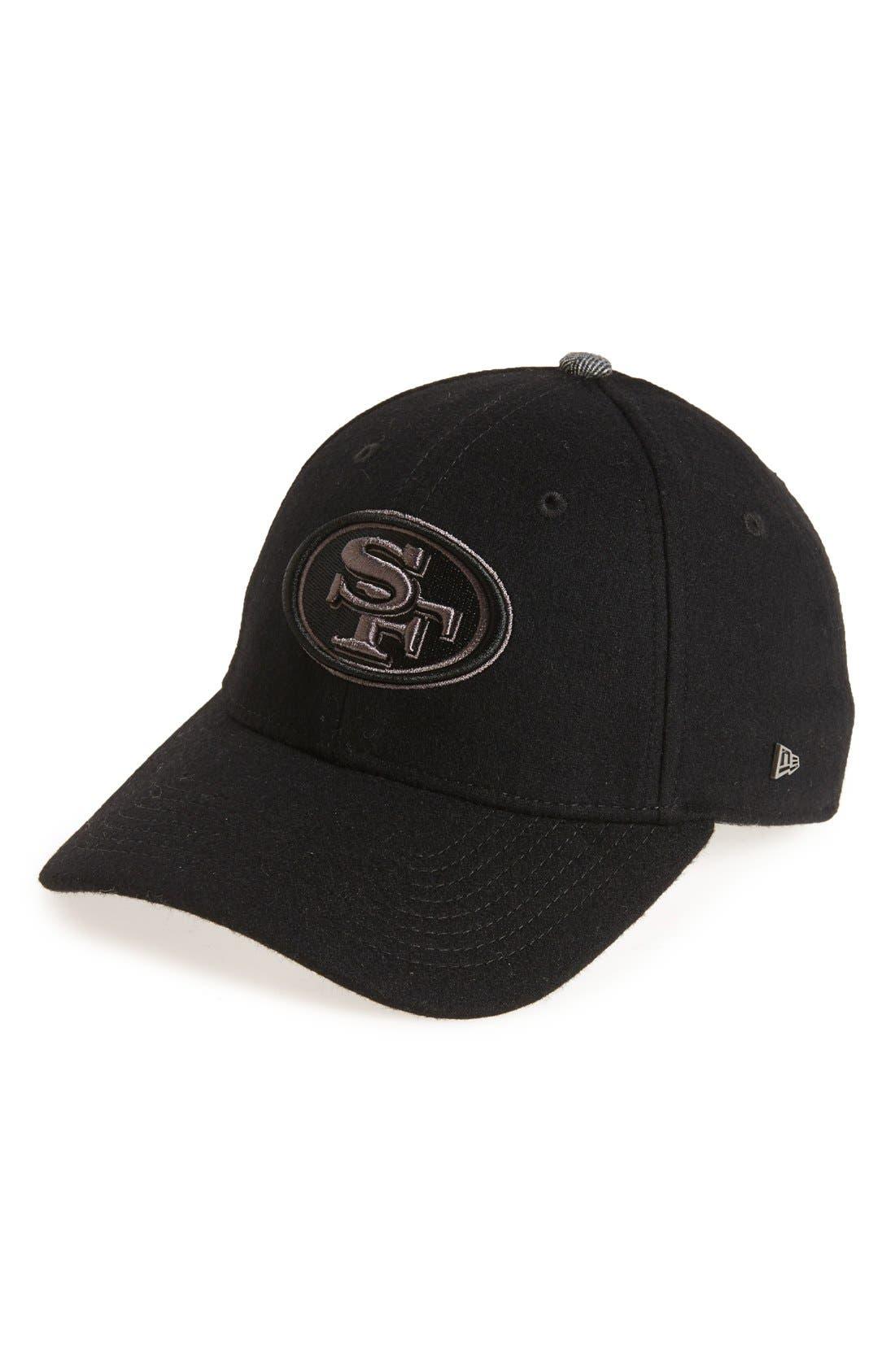 ff26588a10e63e ... canada 49forty san francisco 49ers baseball cap 7e010 1f69b