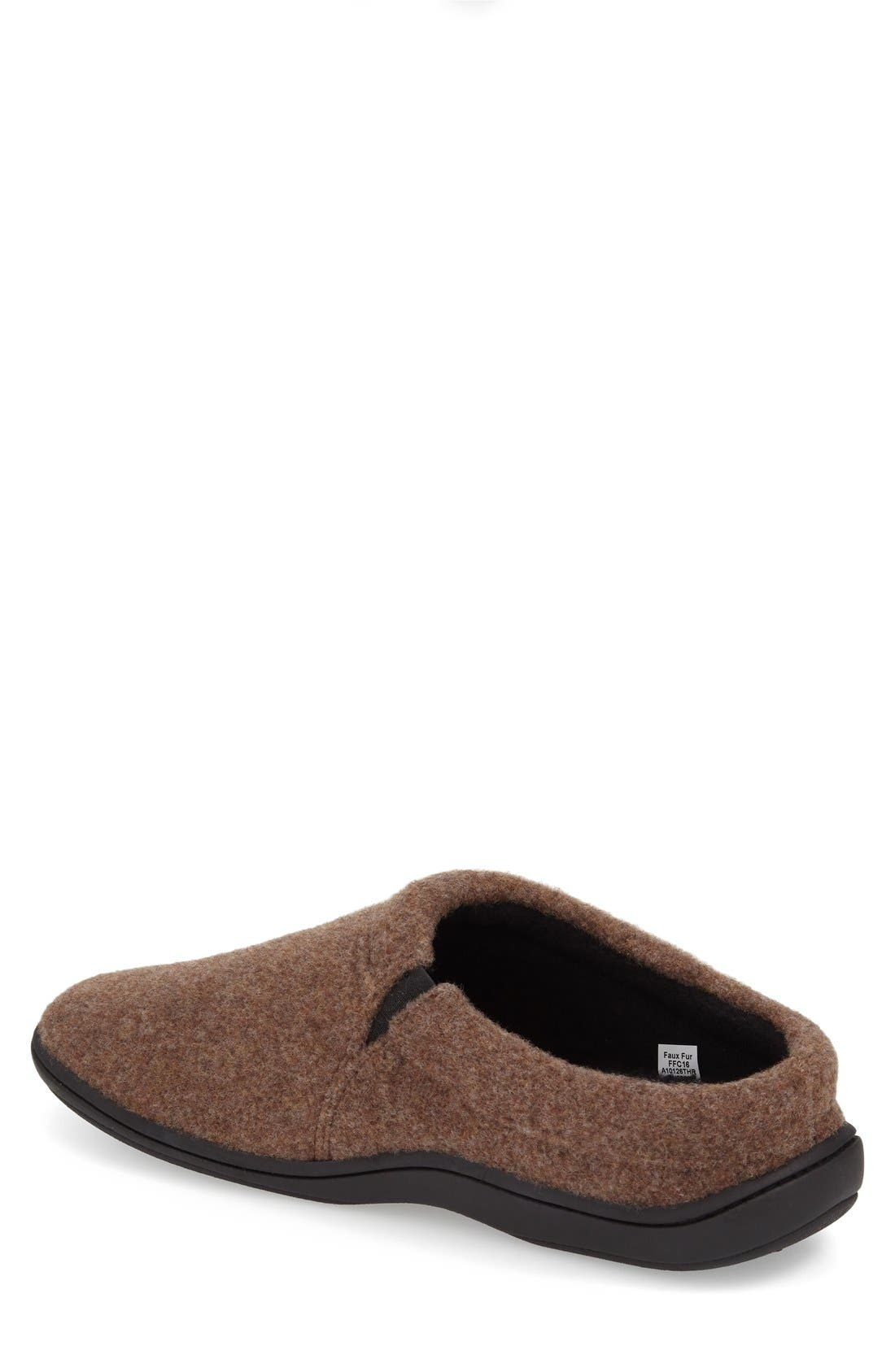 'Digby' Slipper,                             Alternate thumbnail 15, color,