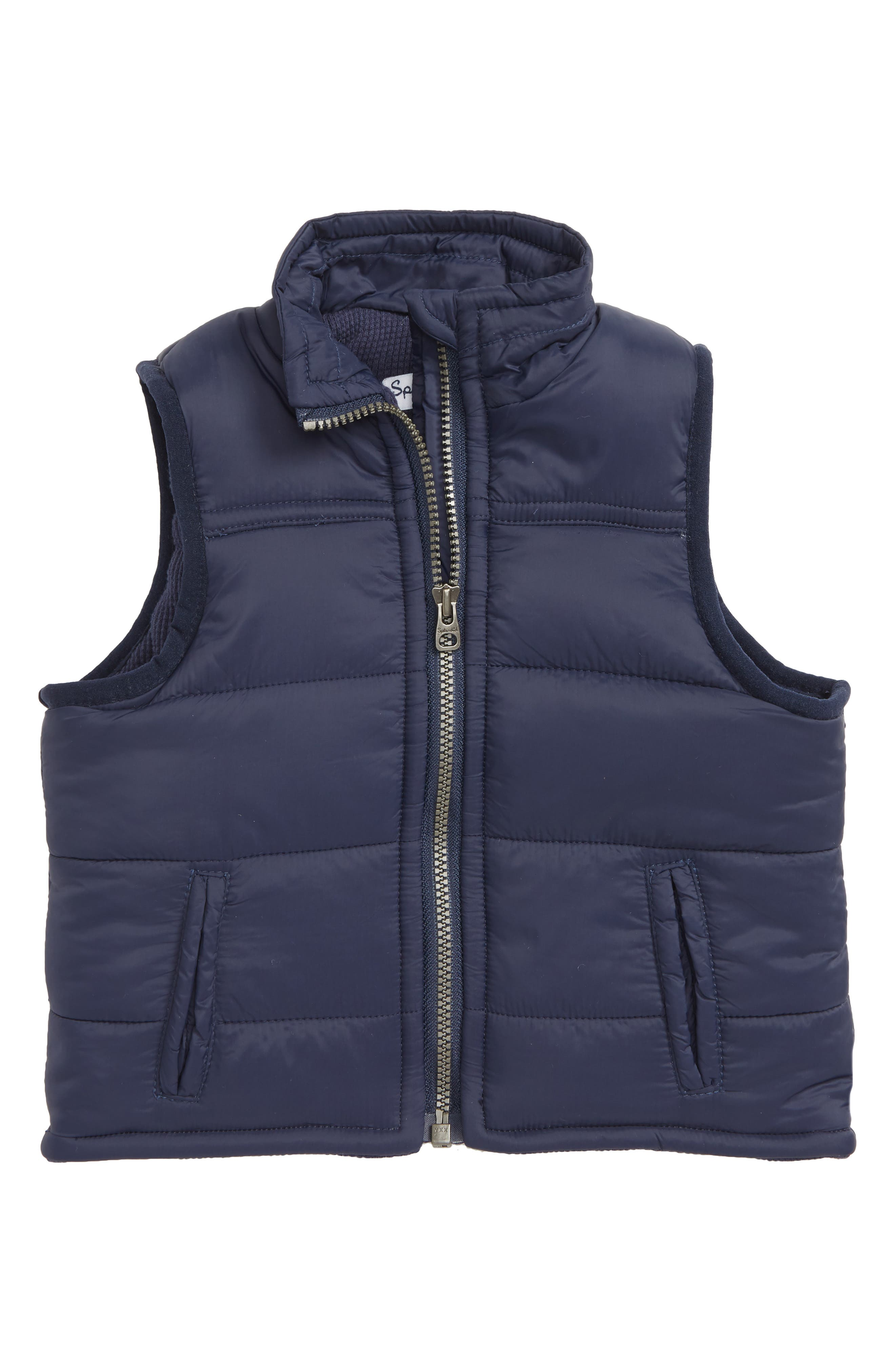 Puffer Vest,                         Main,                         color, 411